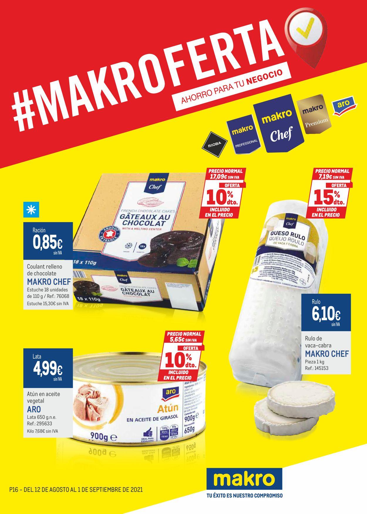 Makro Folleto - 12.08-01.09.2021