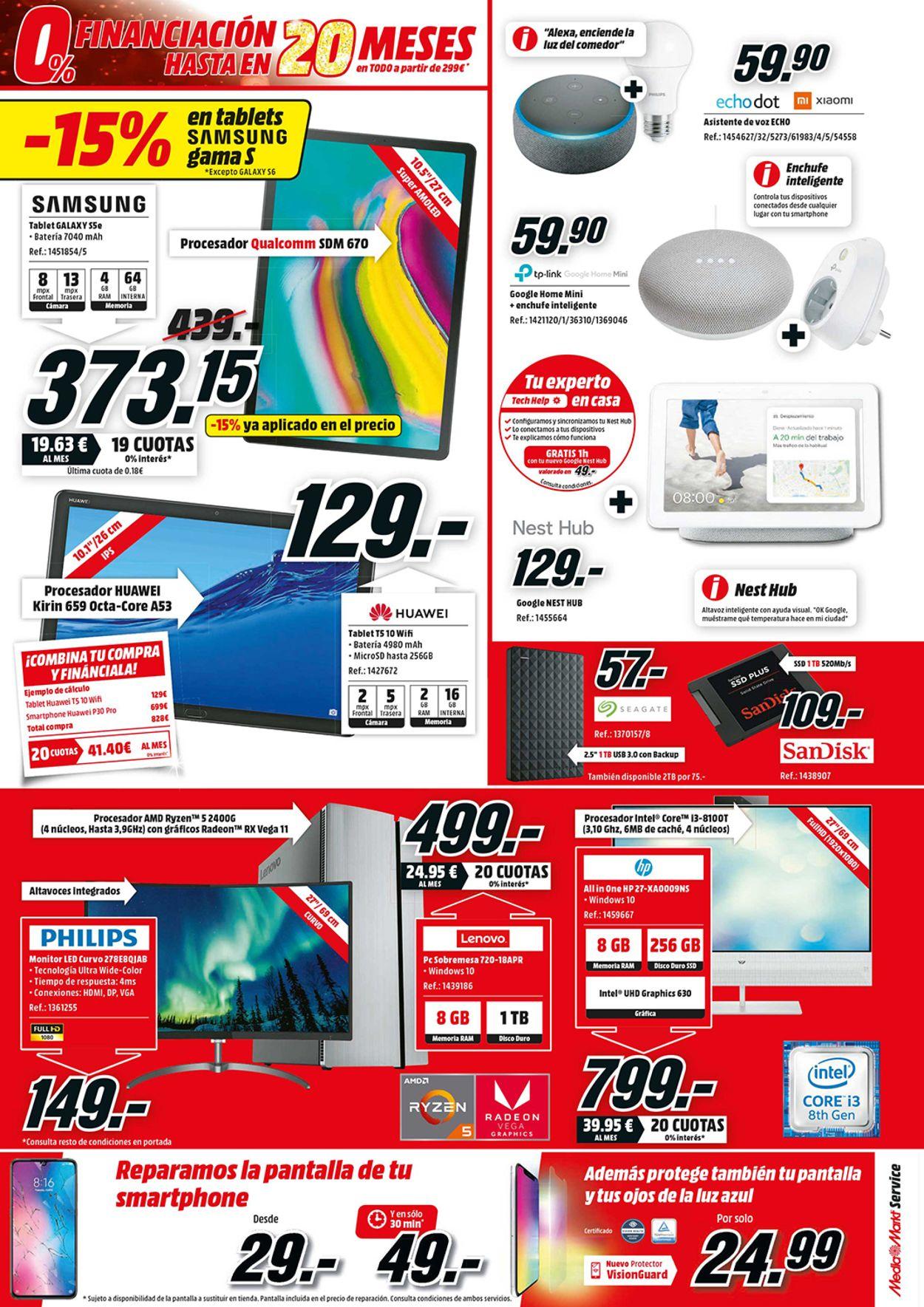 Media Markt Folleto - 04.10-10.10.2019 (Página 4)