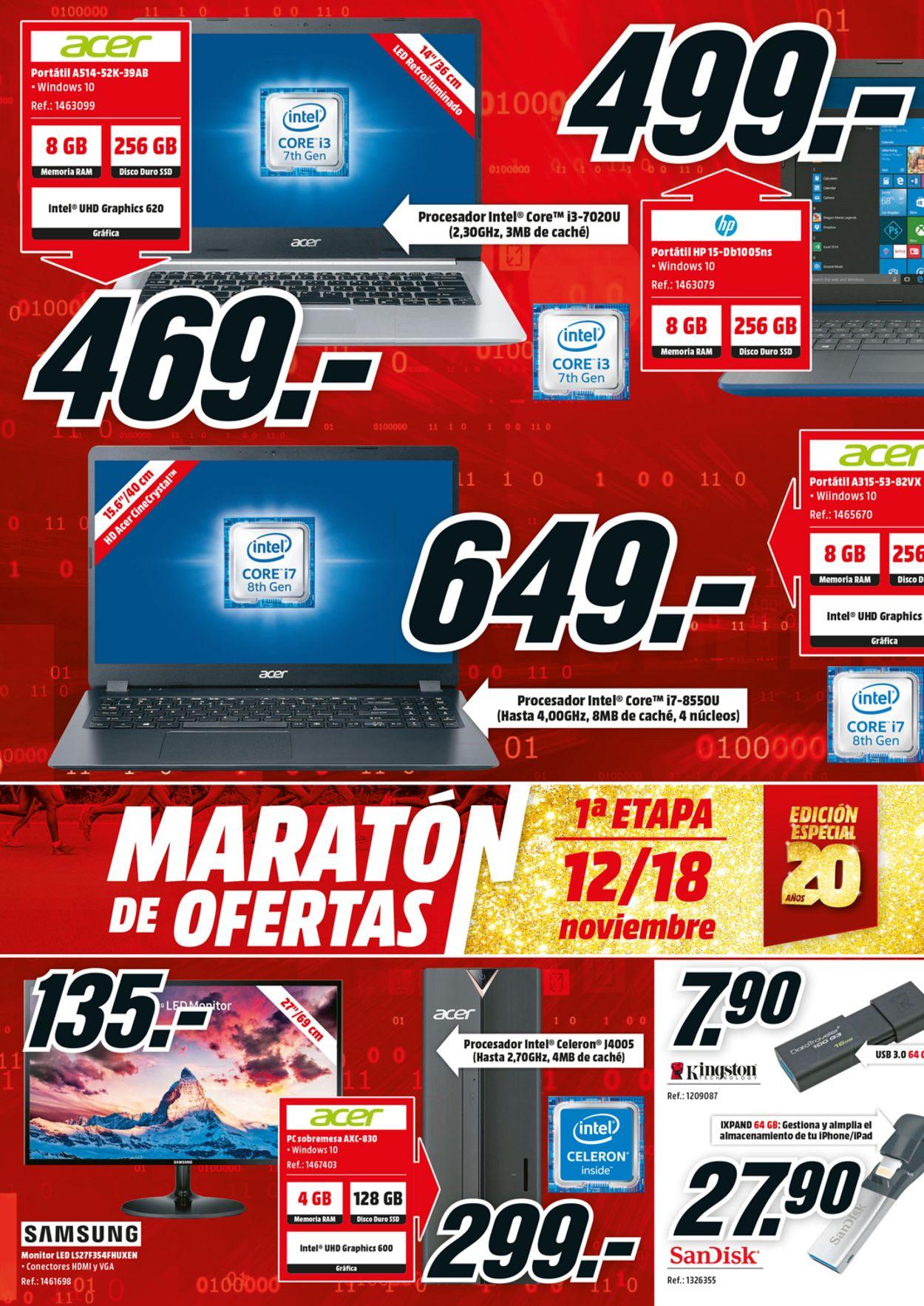 Media Markt Folleto - 12.11-18.11.2019 (Página 10)