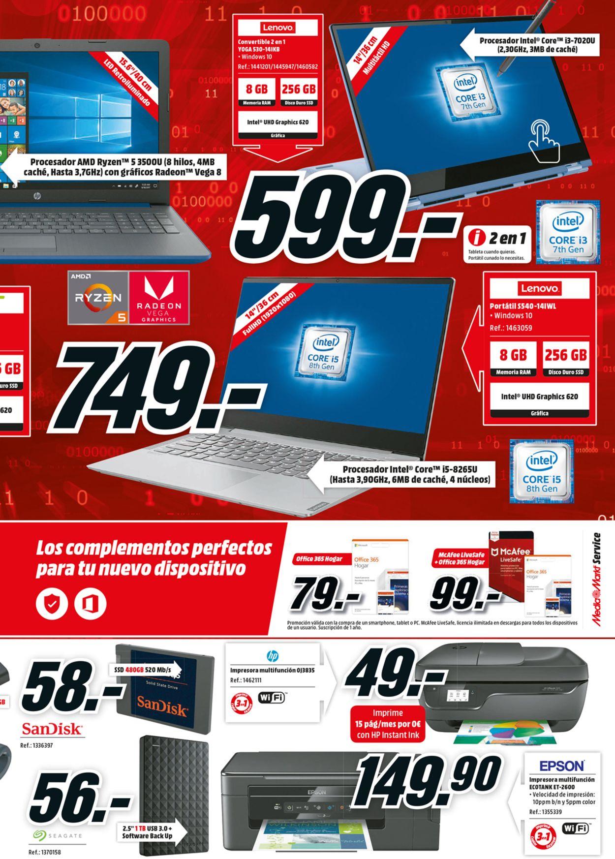 Media Markt Folleto - 12.11-18.11.2019 (Página 11)
