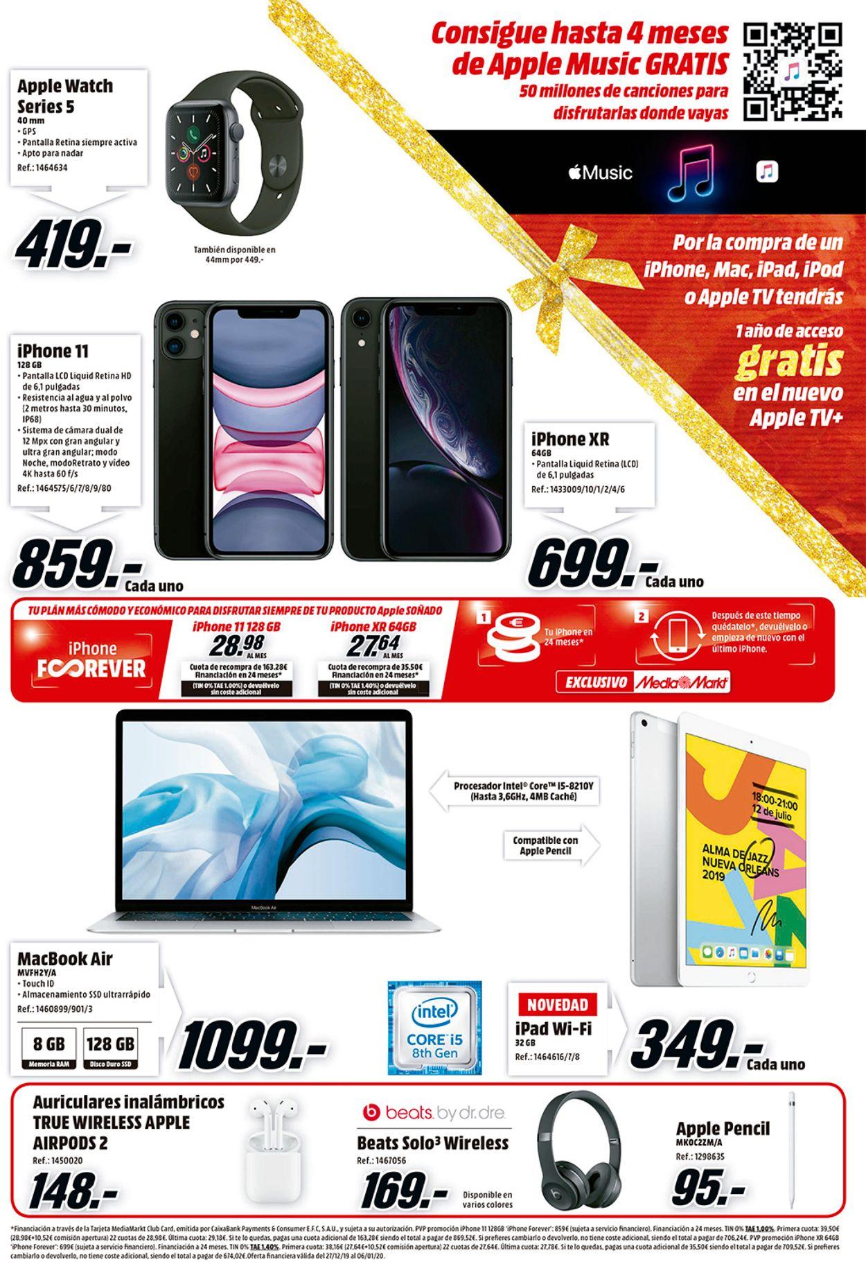 Media Markt Folleto - 26.12-06.01.2020 (Página 13)