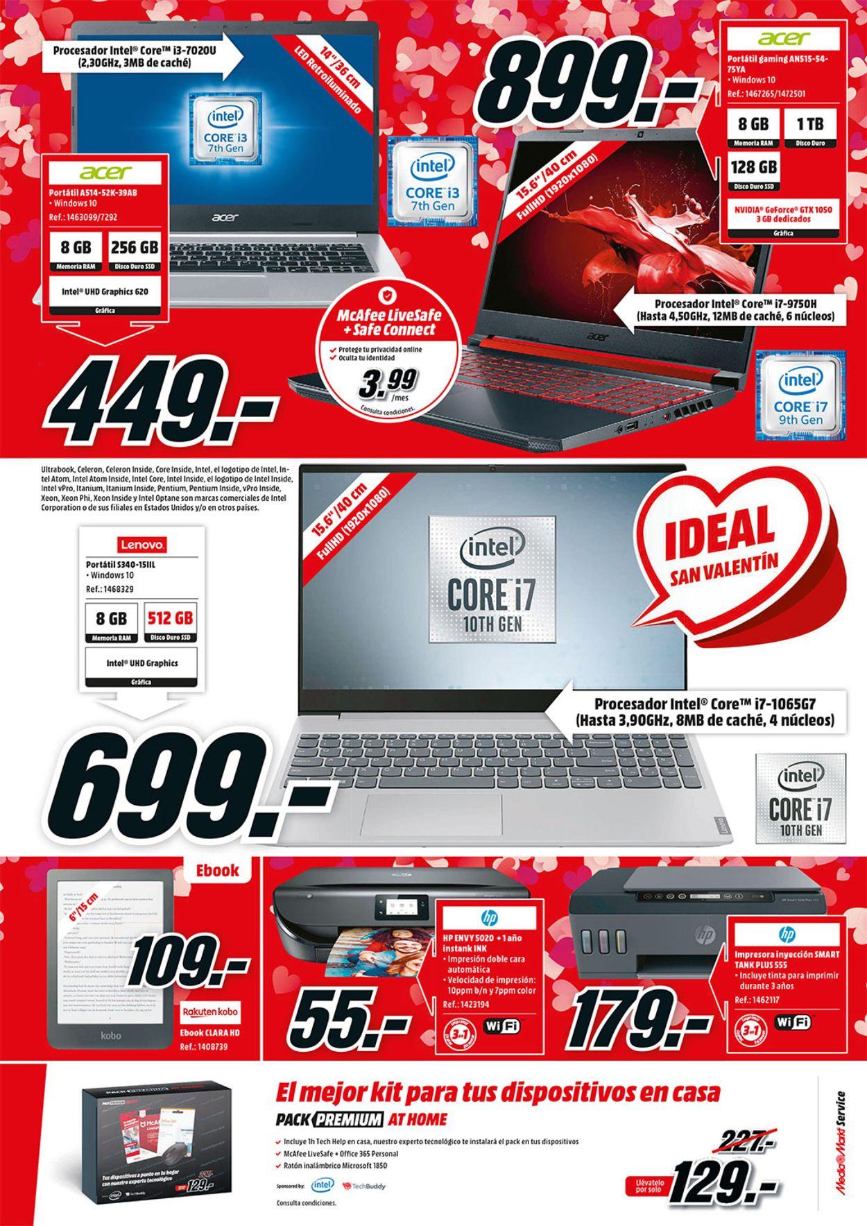 Media Markt Folleto - 11.02-20.02.2020 (Página 11)
