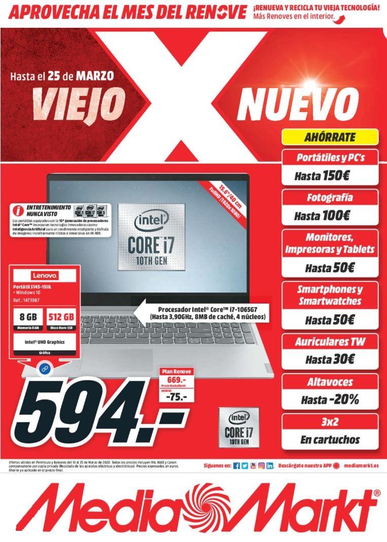 Media Markt Folleto - 18.03-31.03.2020 (Página 2)