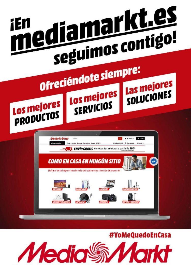 Media Markt Folleto - 18.03-31.03.2020