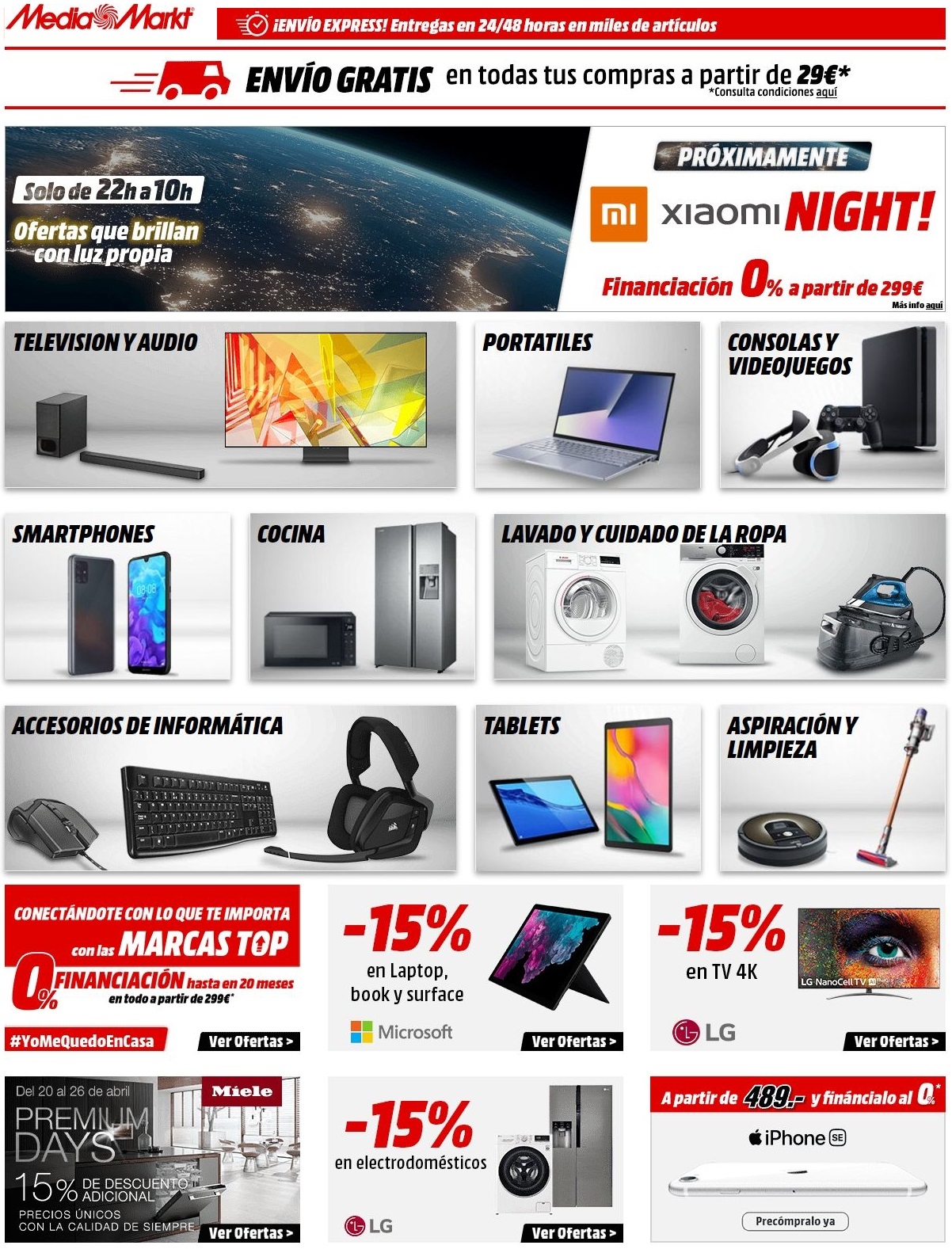 Media Markt Folleto - 22.04-06.05.2020