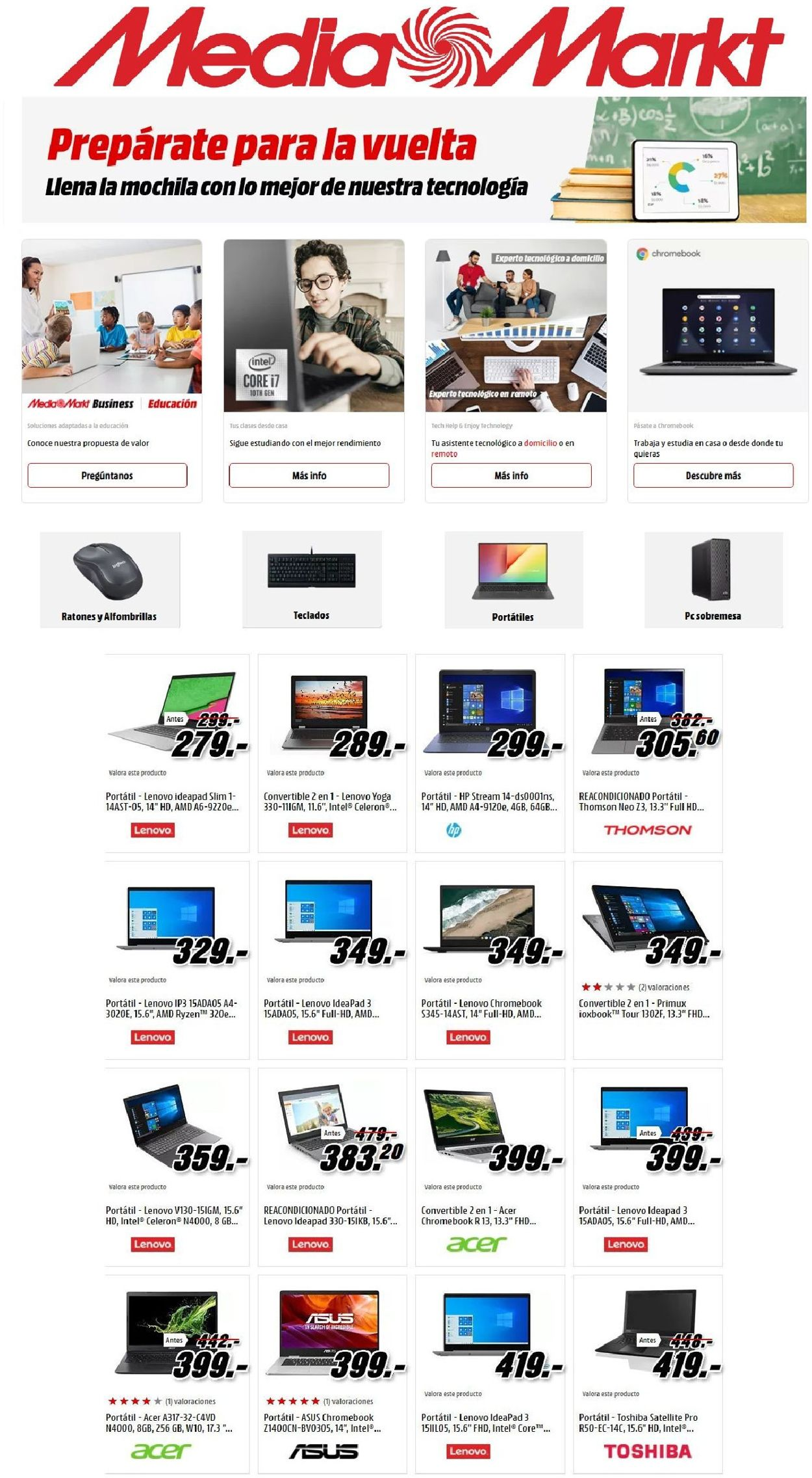 Media Markt Folleto - 11.09-17.09.2020