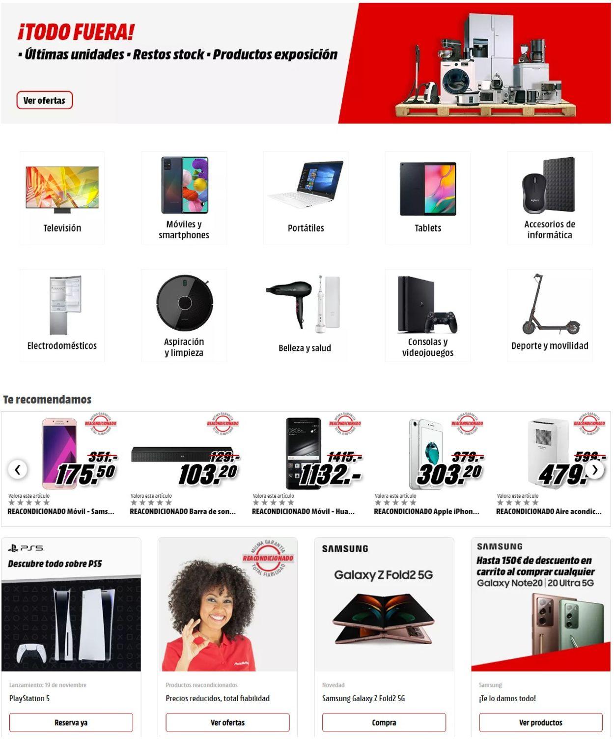Media Markt Folleto - 18.09-24.09.2020