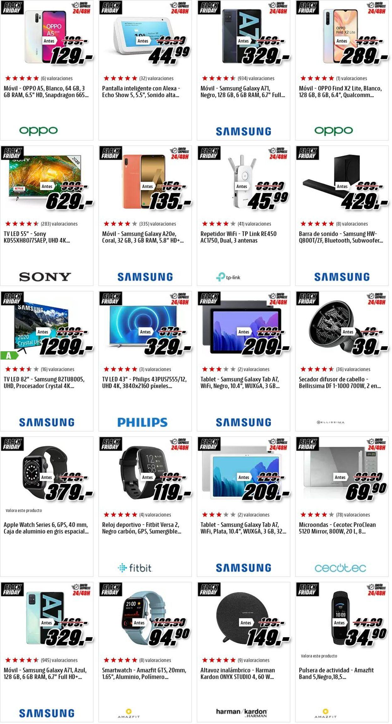 Media Markt Black Friday 2020 Folleto - 27.11-03.12.2020 (Página 13)