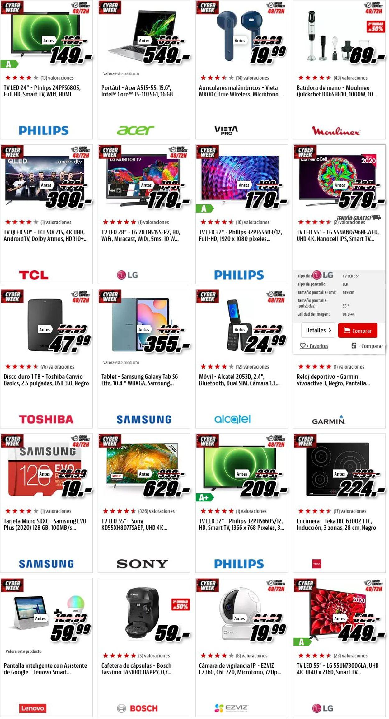 Media Markt Folleto - 04.12-10.12.2020 (Página 3)