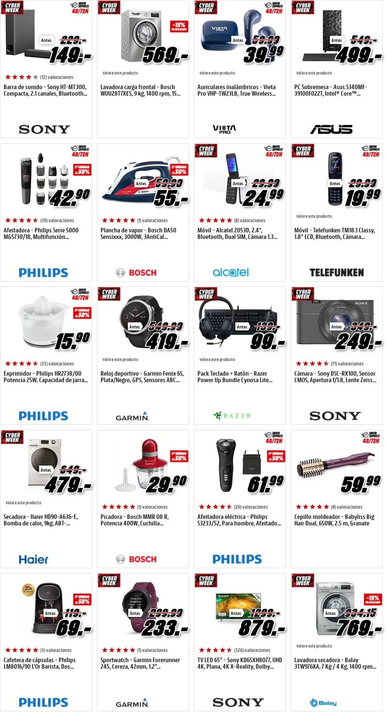 Media Markt Folleto - 04.12-10.12.2020 (Página 10)