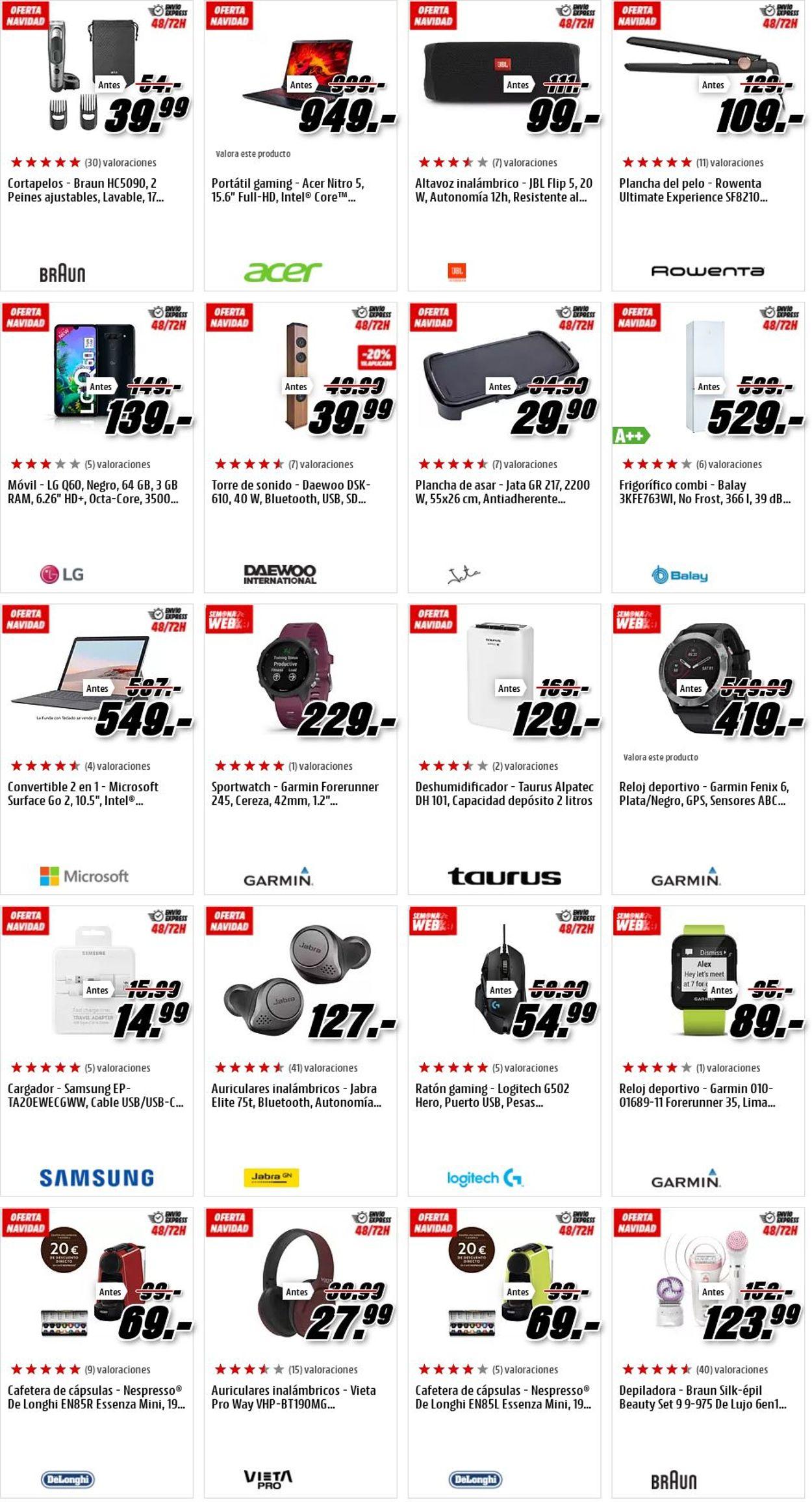 Media Markt Folleto - 18.12-24.12.2020 (Página 5)