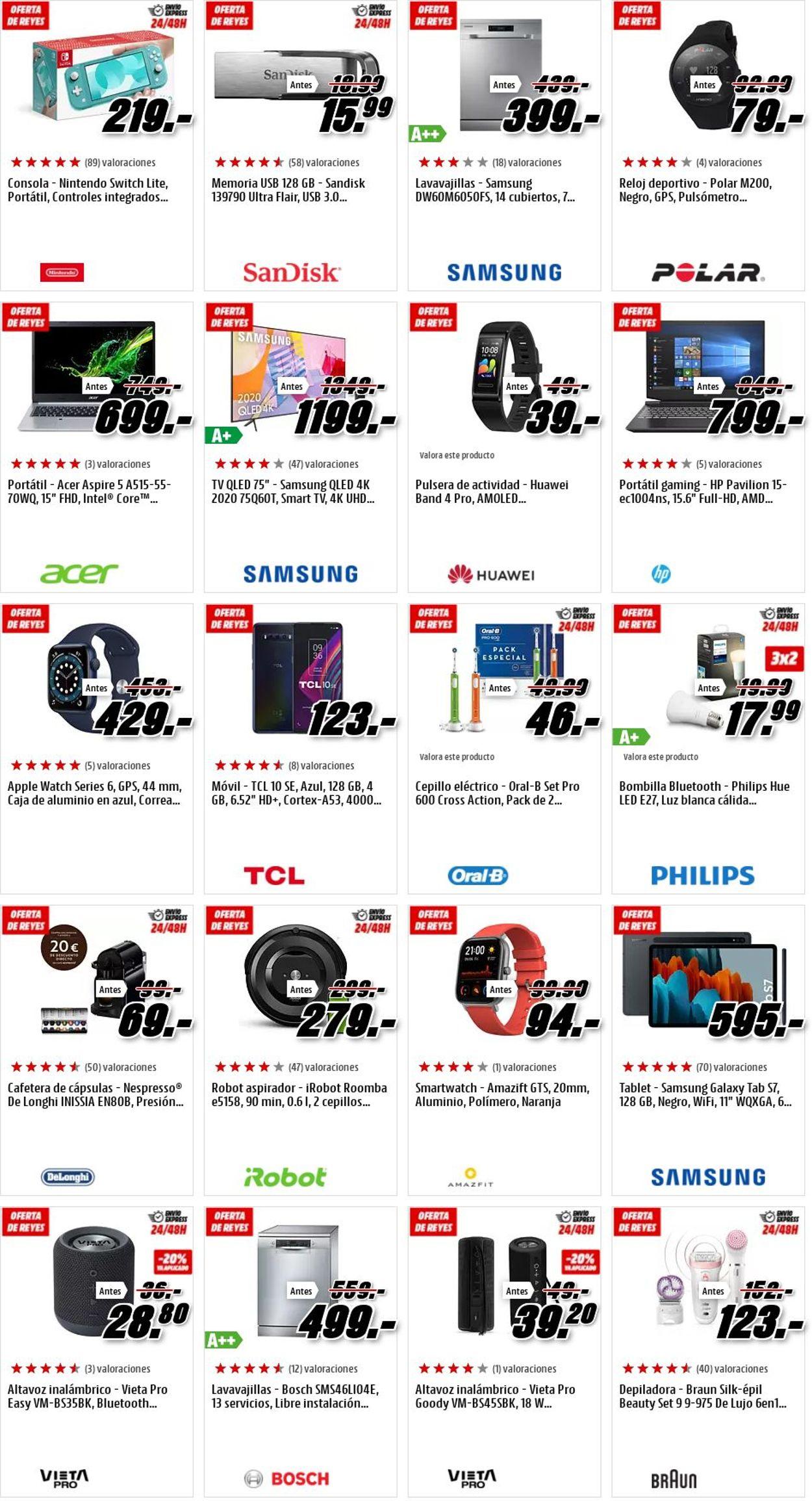 Media Markt Folleto - 07.01-13.01.2021 (Página 5)