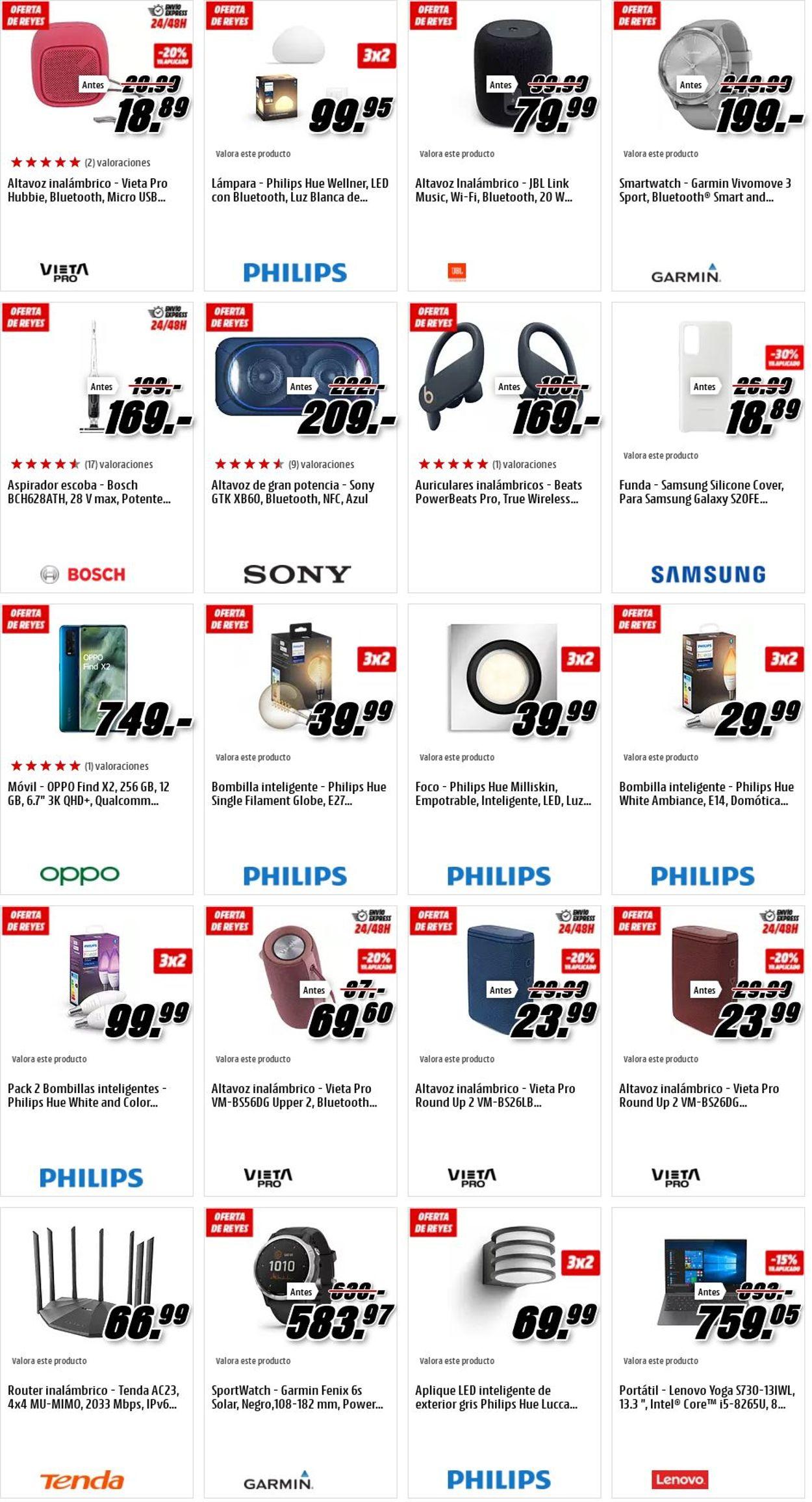 Media Markt Folleto - 07.01-13.01.2021 (Página 19)