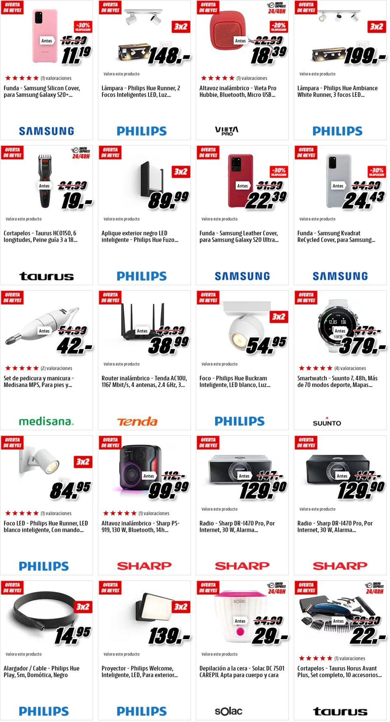 Media Markt Folleto - 07.01-13.01.2021 (Página 20)