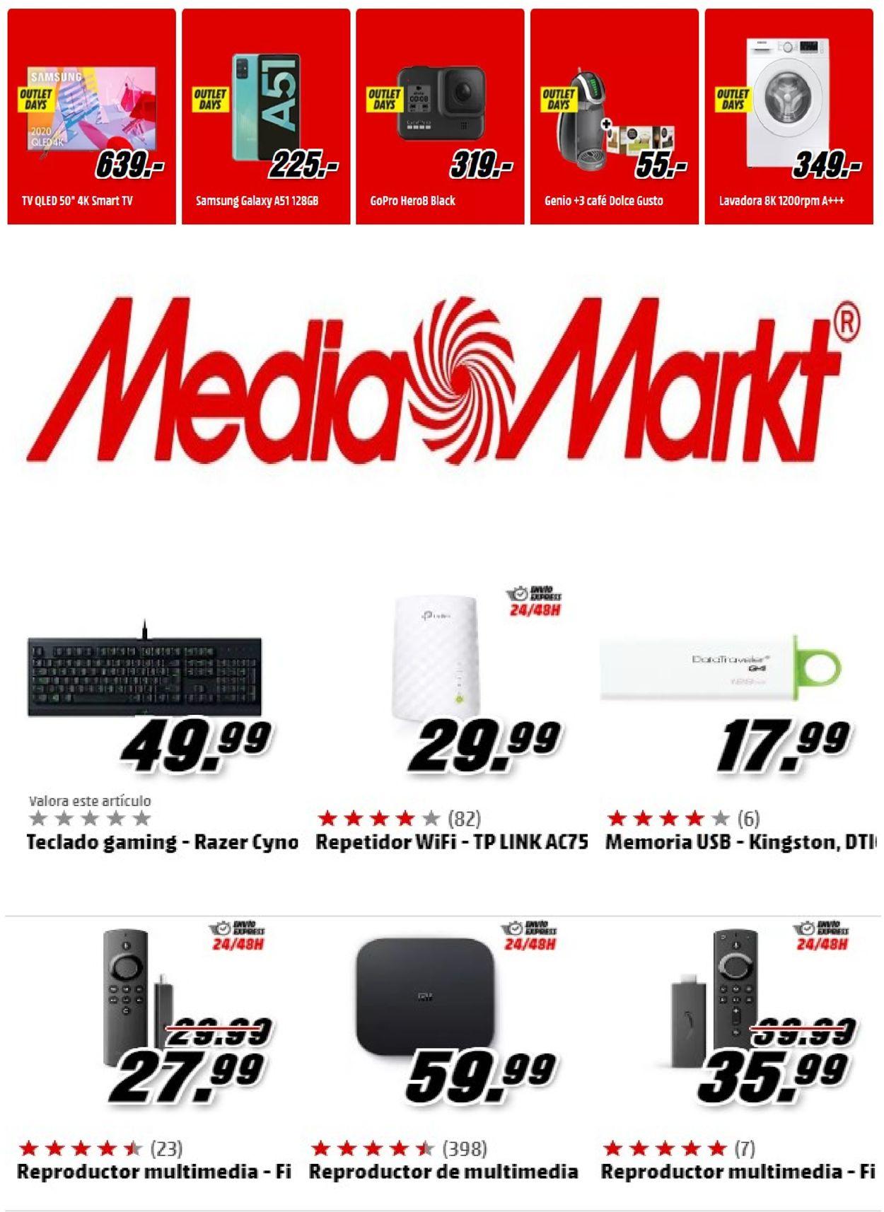 Media Markt Folleto - 14.01-20.01.2021