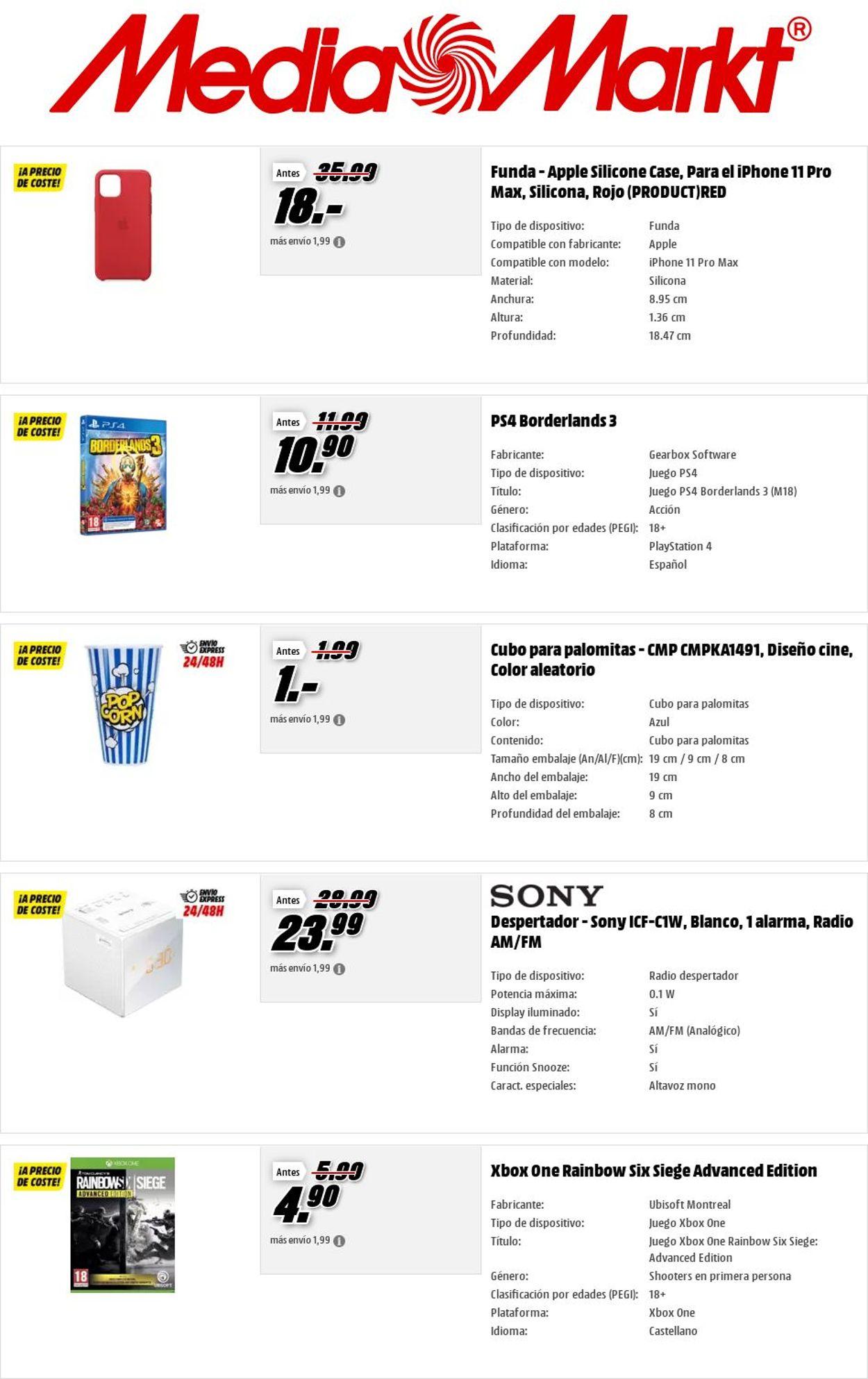 Media Markt Folleto - 21.01-27.01.2021 (Página 3)