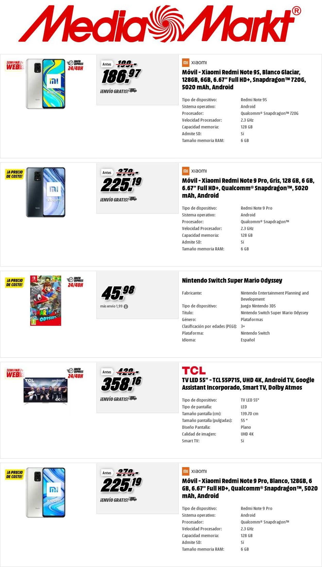 Media Markt Folleto - 28.01-03.02.2021 (Página 3)