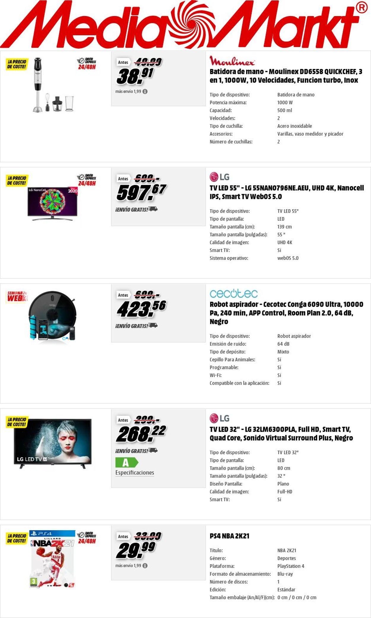Media Markt Folleto - 28.01-03.02.2021 (Página 10)