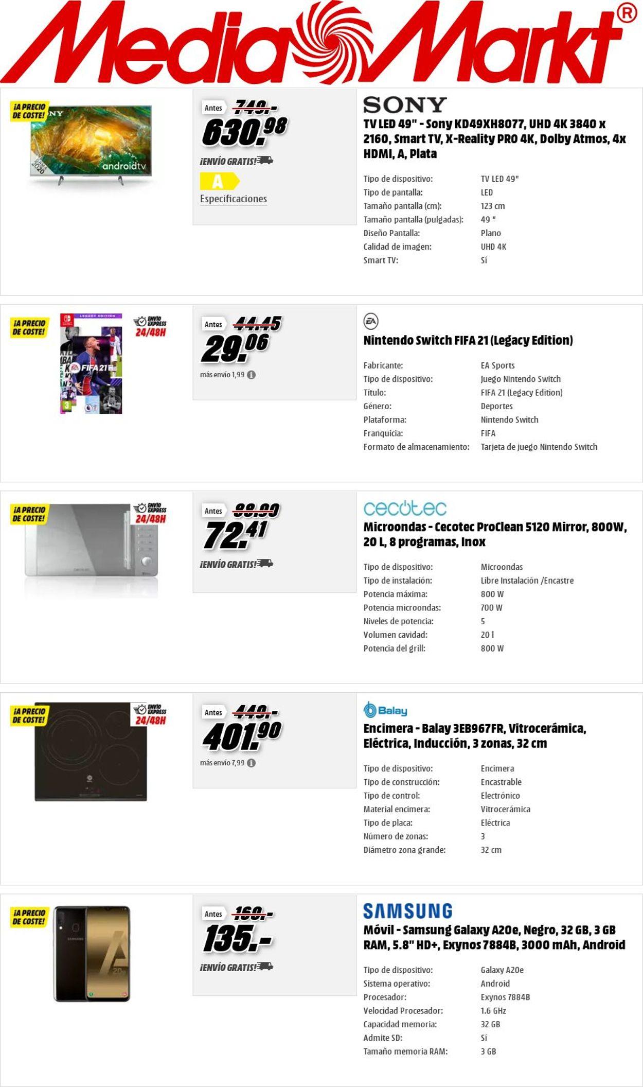 Media Markt Folleto - 28.01-03.02.2021 (Página 16)