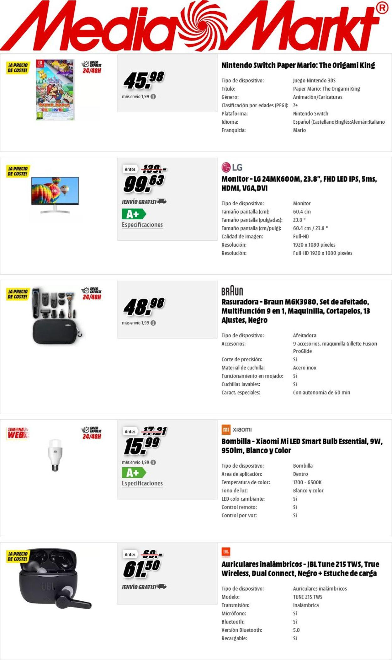 Media Markt Folleto - 28.01-03.02.2021 (Página 17)