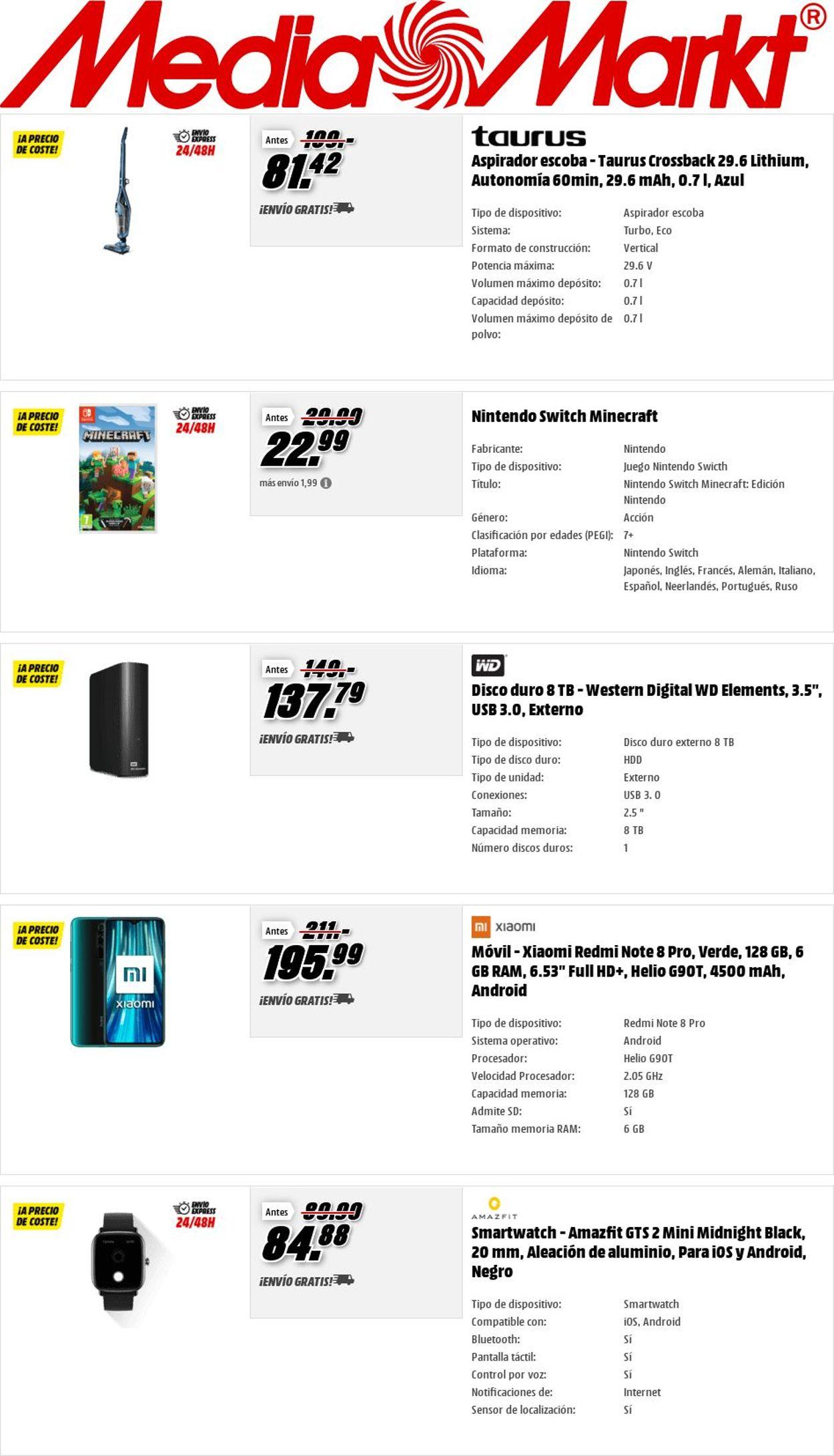 Media Markt Folleto - 04.02-10.02.2021 (Página 6)