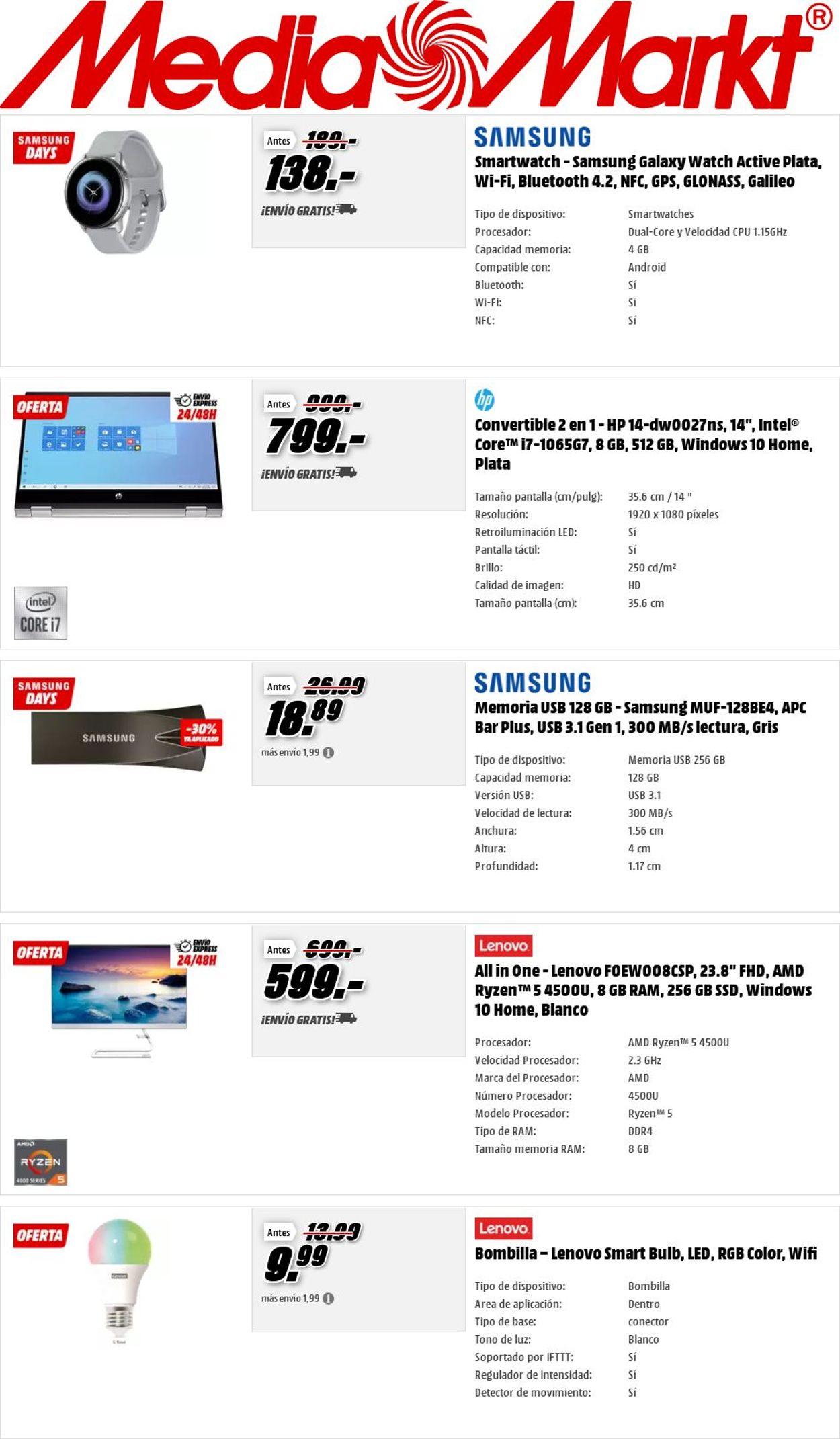 Media Markt Folleto - 11.02-18.02.2021 (Página 14)