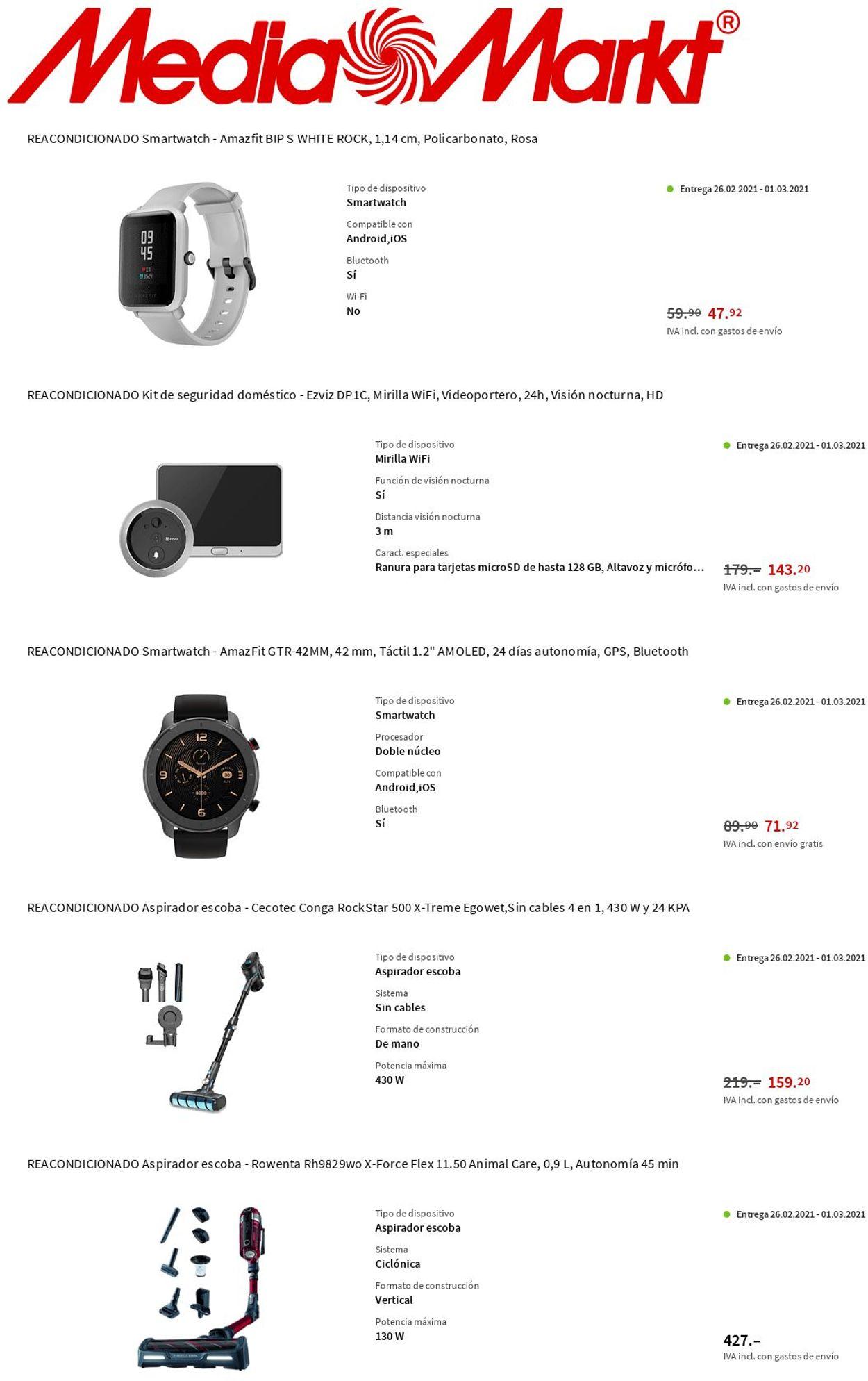 Media Markt Folleto - 25.02-03.03.2021 (Página 9)