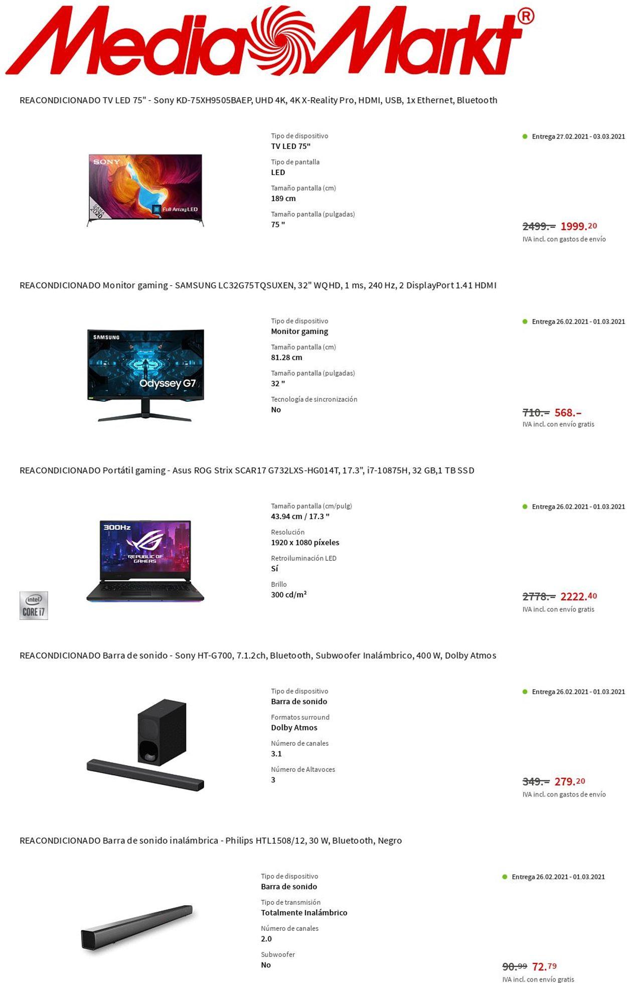 Media Markt Folleto - 25.02-03.03.2021 (Página 12)