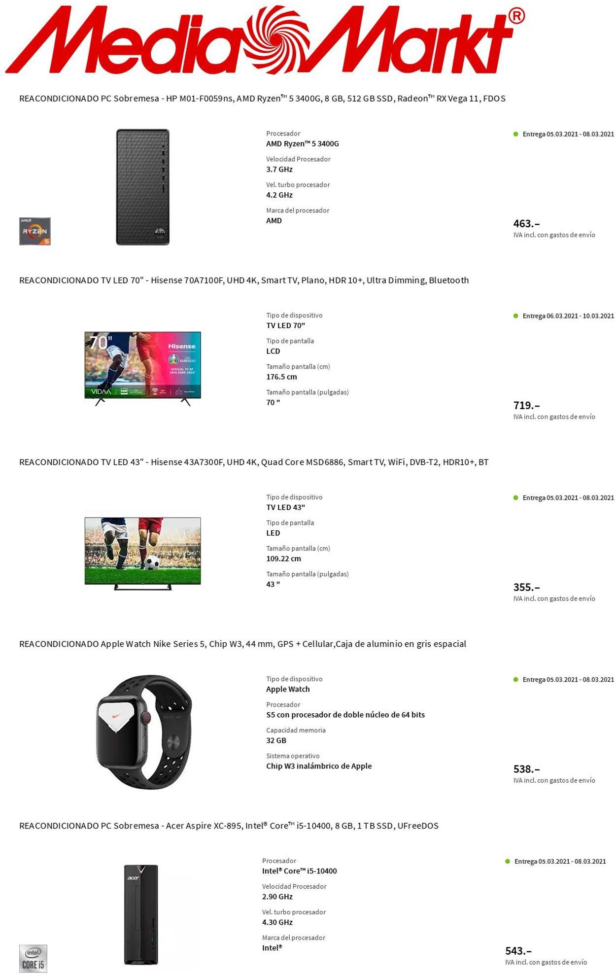 Media Markt Folleto - 04.03-10.03.2021 (Página 3)