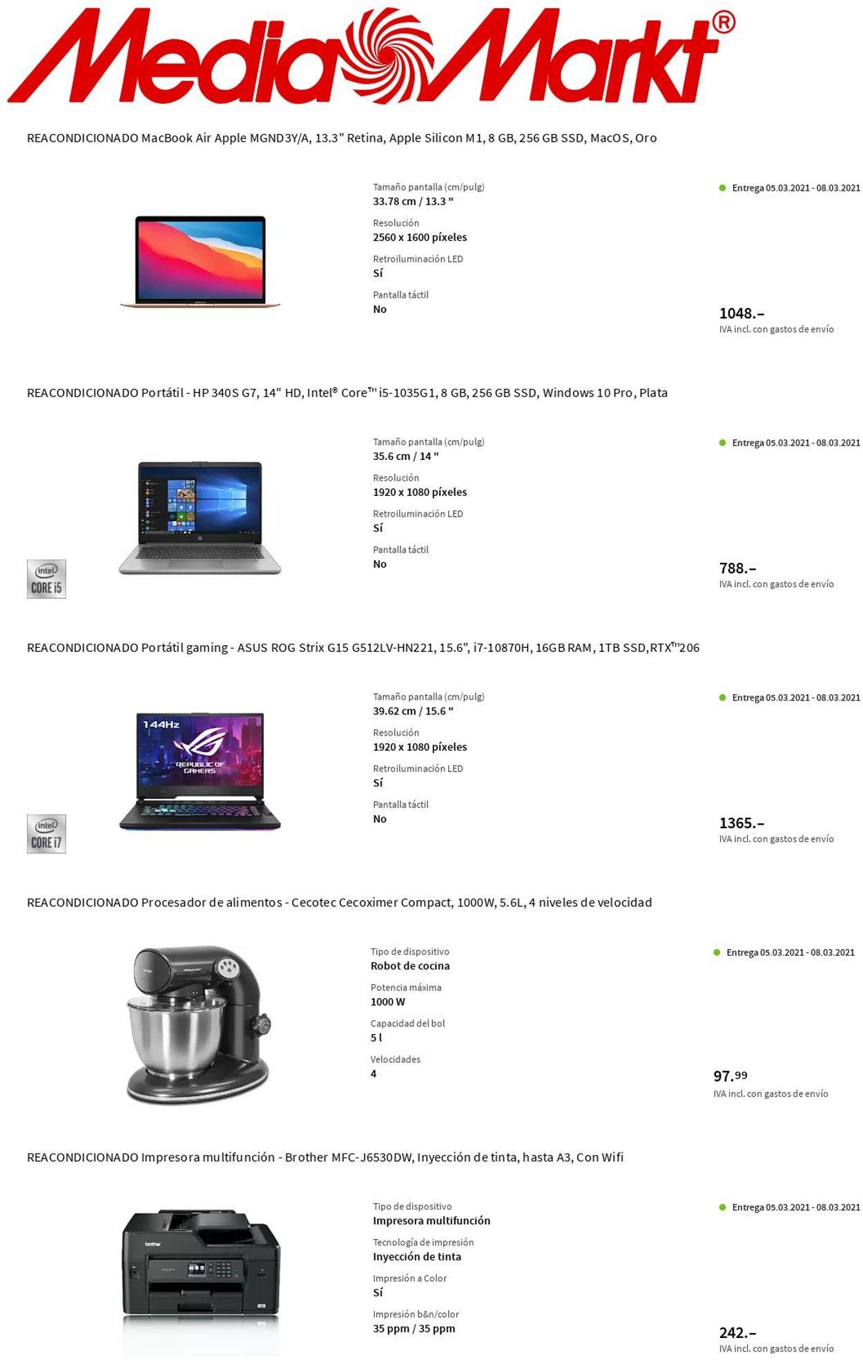 Media Markt Folleto - 04.03-10.03.2021 (Página 7)