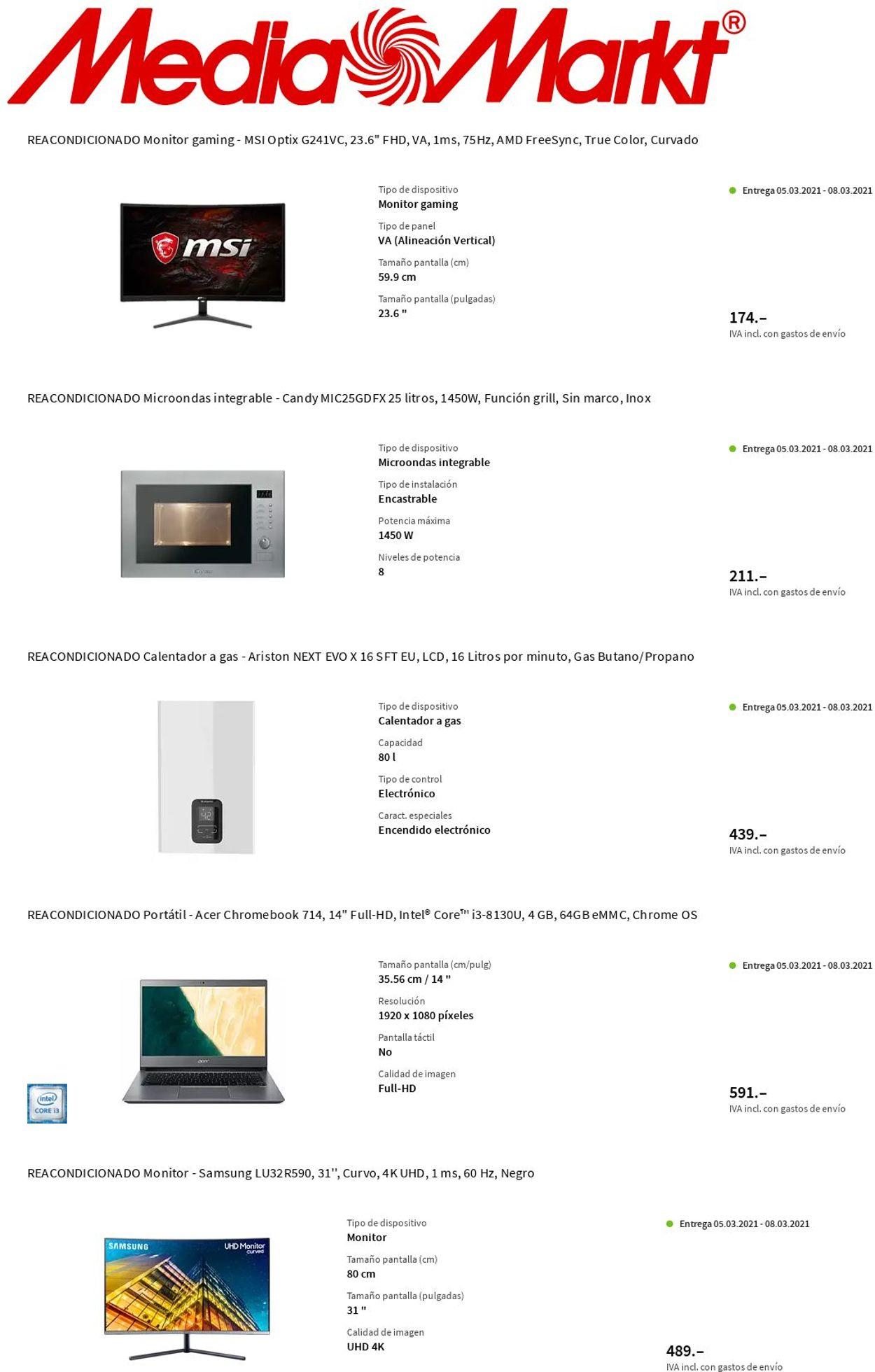 Media Markt Folleto - 04.03-10.03.2021 (Página 12)