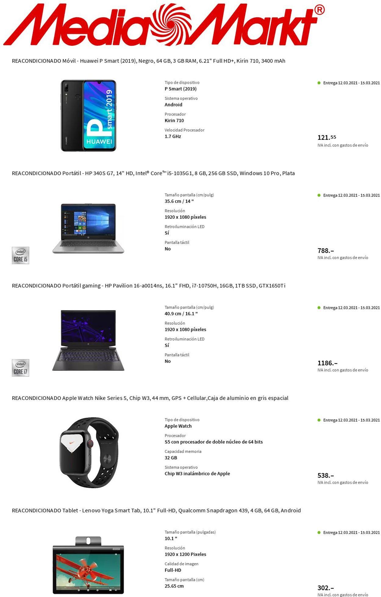 Media Markt Folleto - 11.03-17.03.2021 (Página 8)