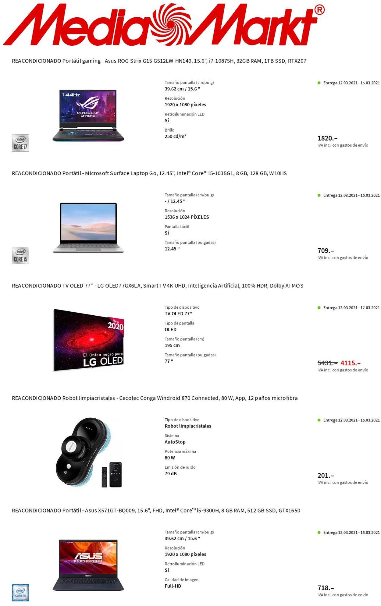 Media Markt Folleto - 11.03-17.03.2021 (Página 9)
