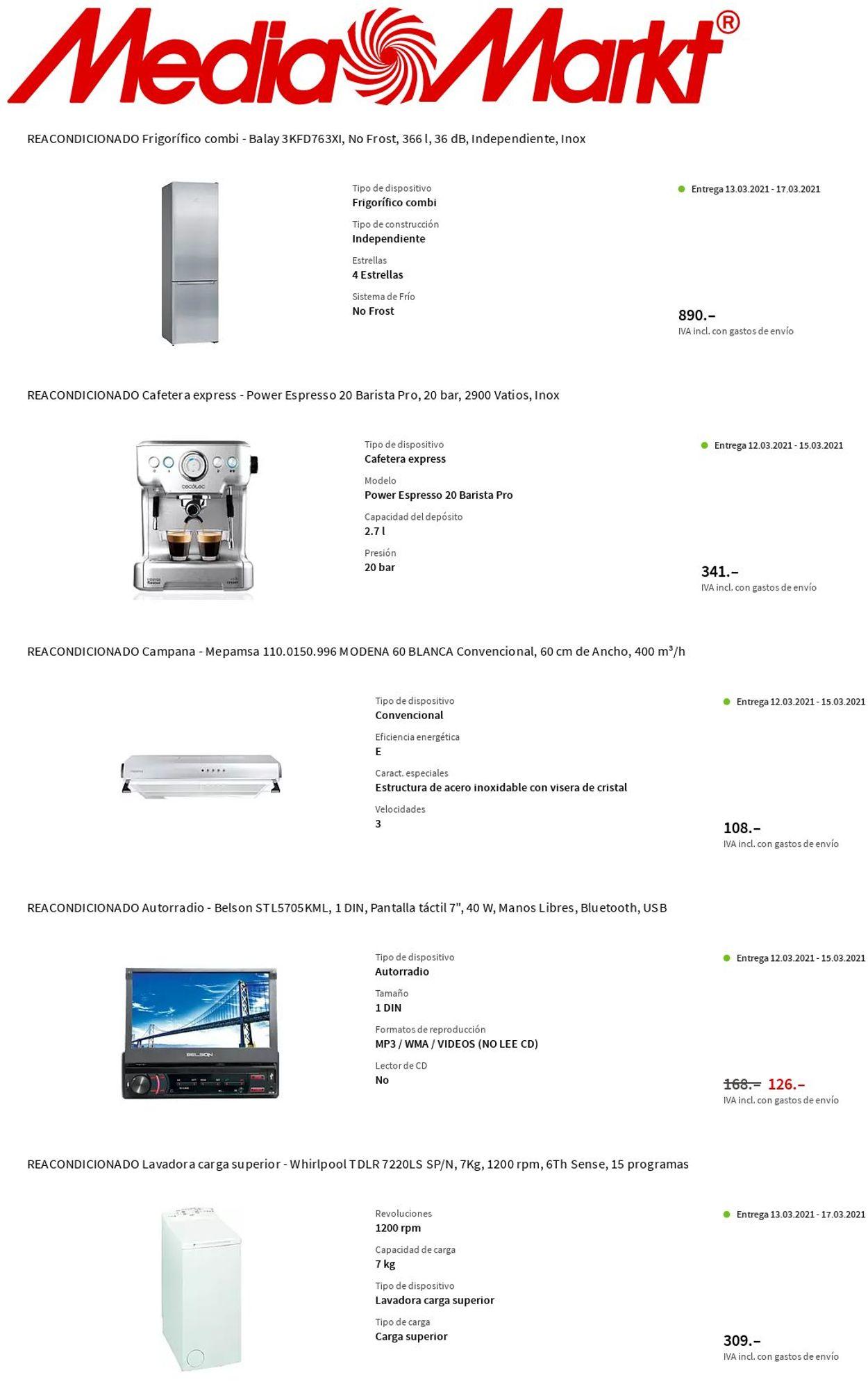 Media Markt Folleto - 11.03-17.03.2021 (Página 10)