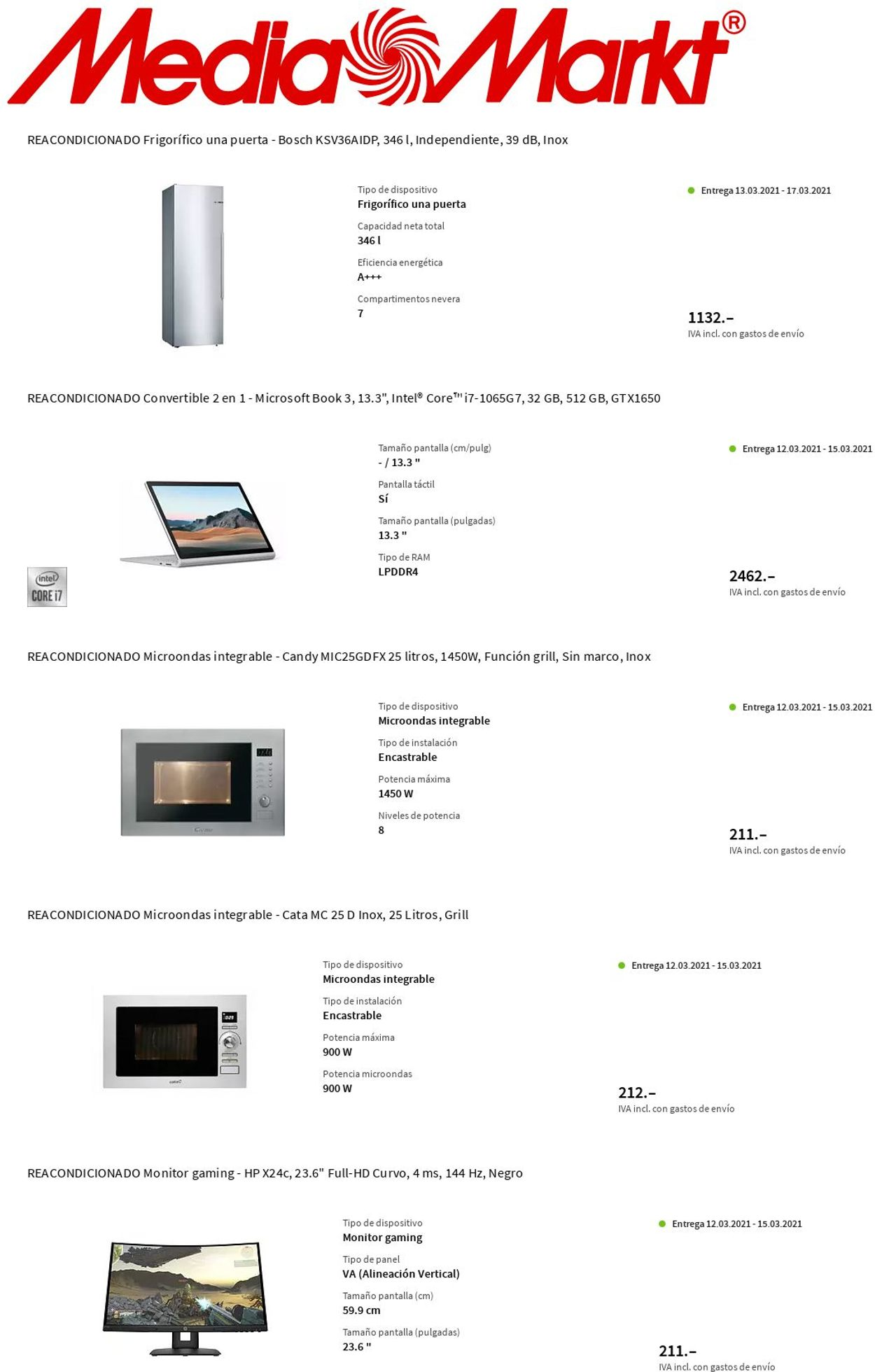 Media Markt Folleto - 11.03-17.03.2021 (Página 11)