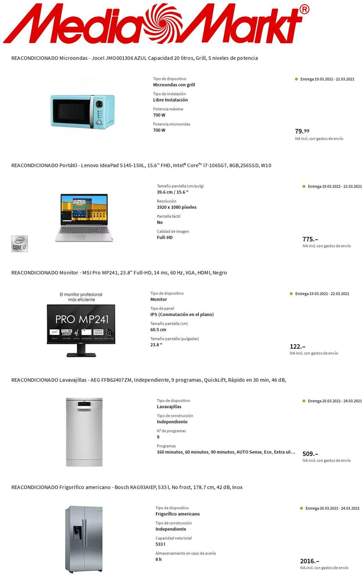 Media Markt Folleto - 18.03-24.03.2021 (Página 2)