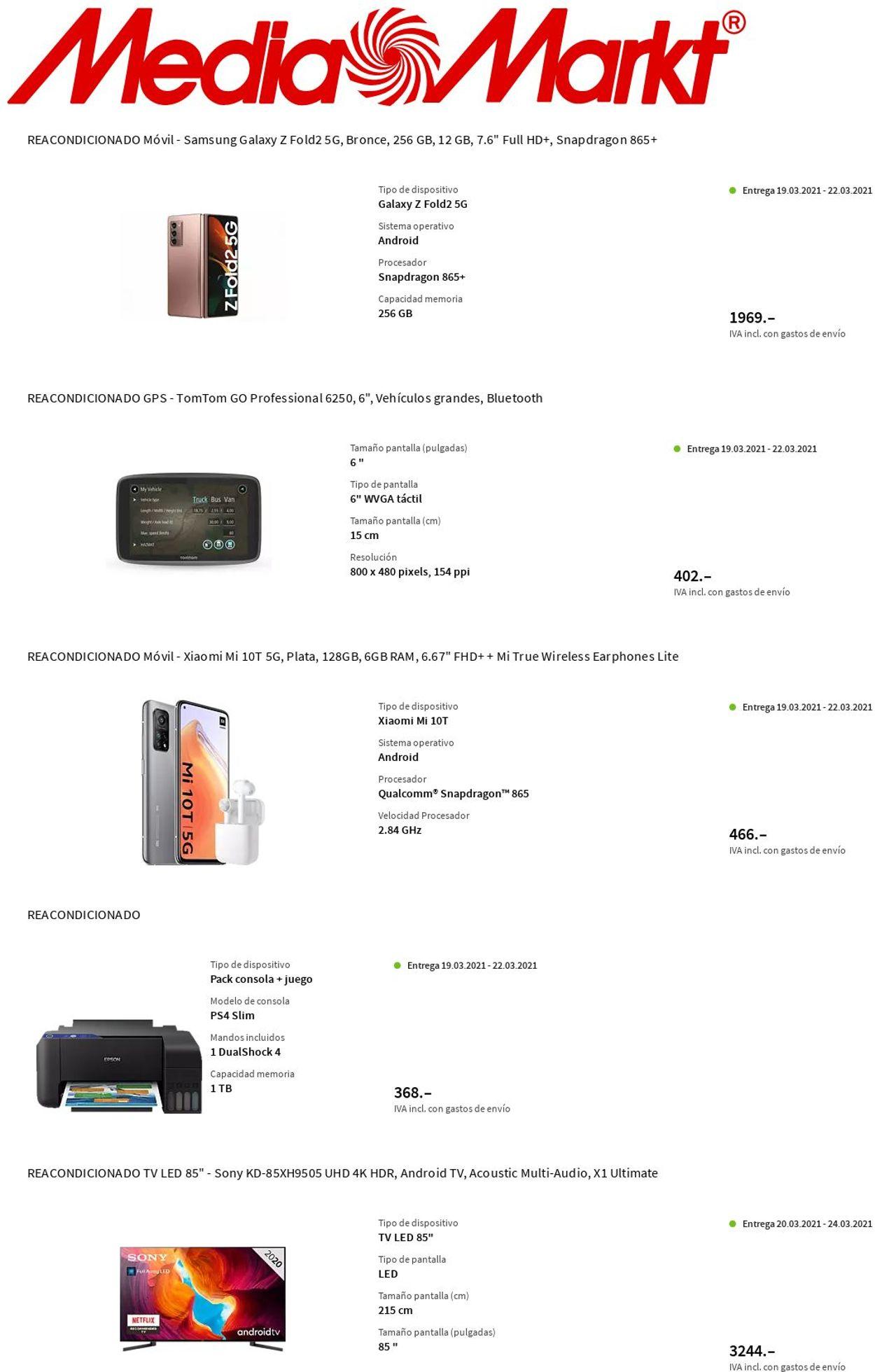 Media Markt Folleto - 18.03-24.03.2021 (Página 4)