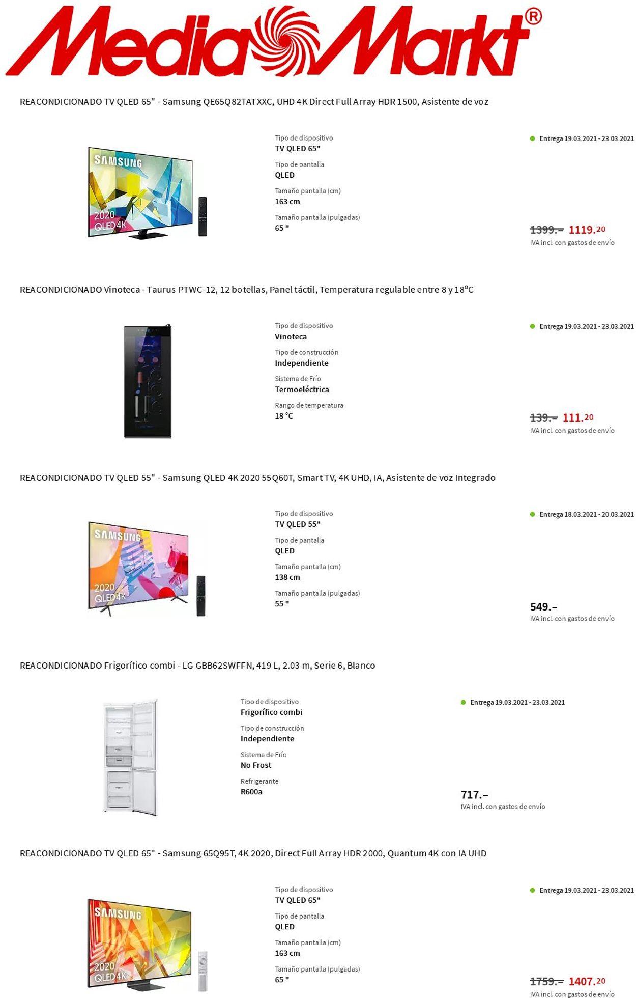 Media Markt Folleto - 18.03-24.03.2021 (Página 7)