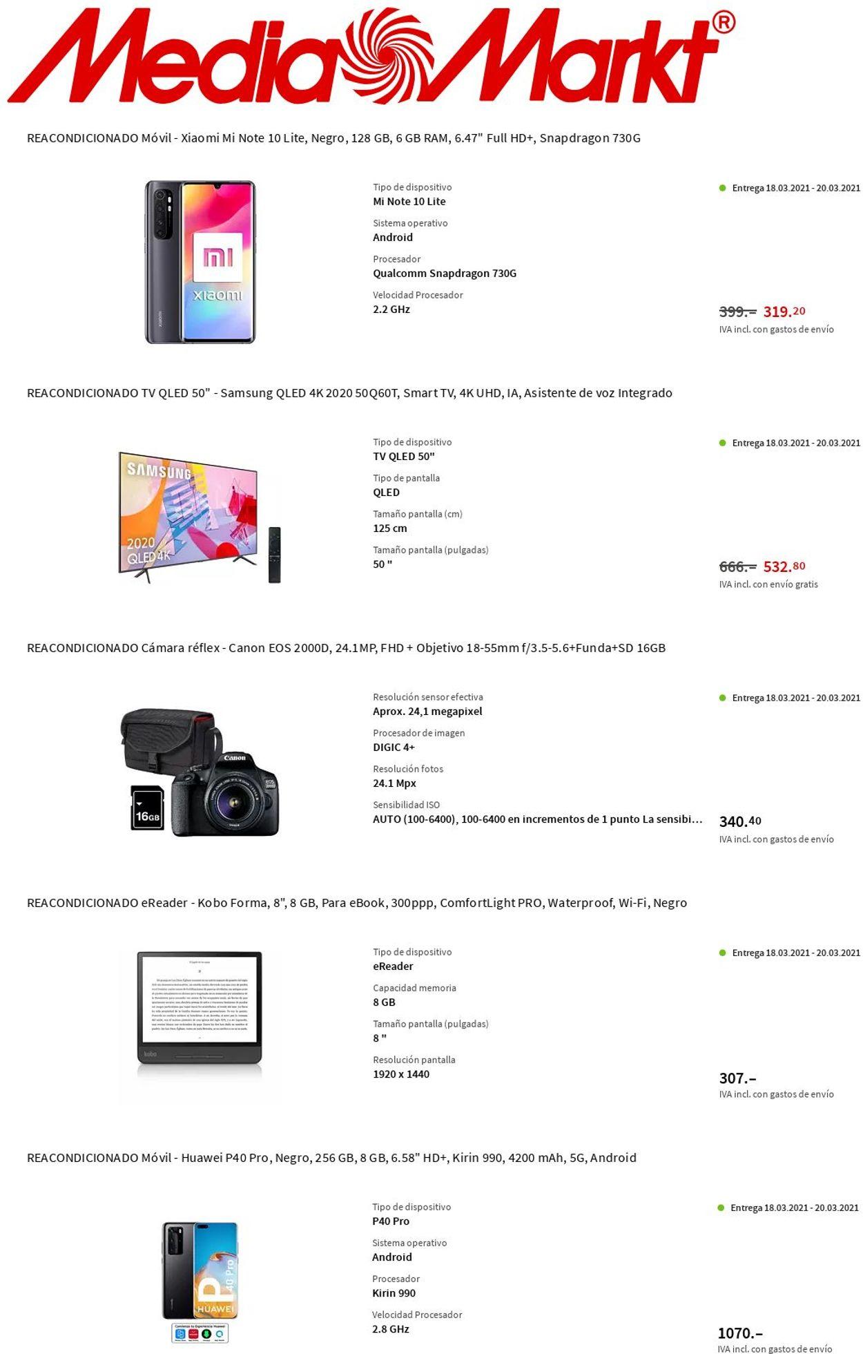 Media Markt Folleto - 18.03-24.03.2021 (Página 9)