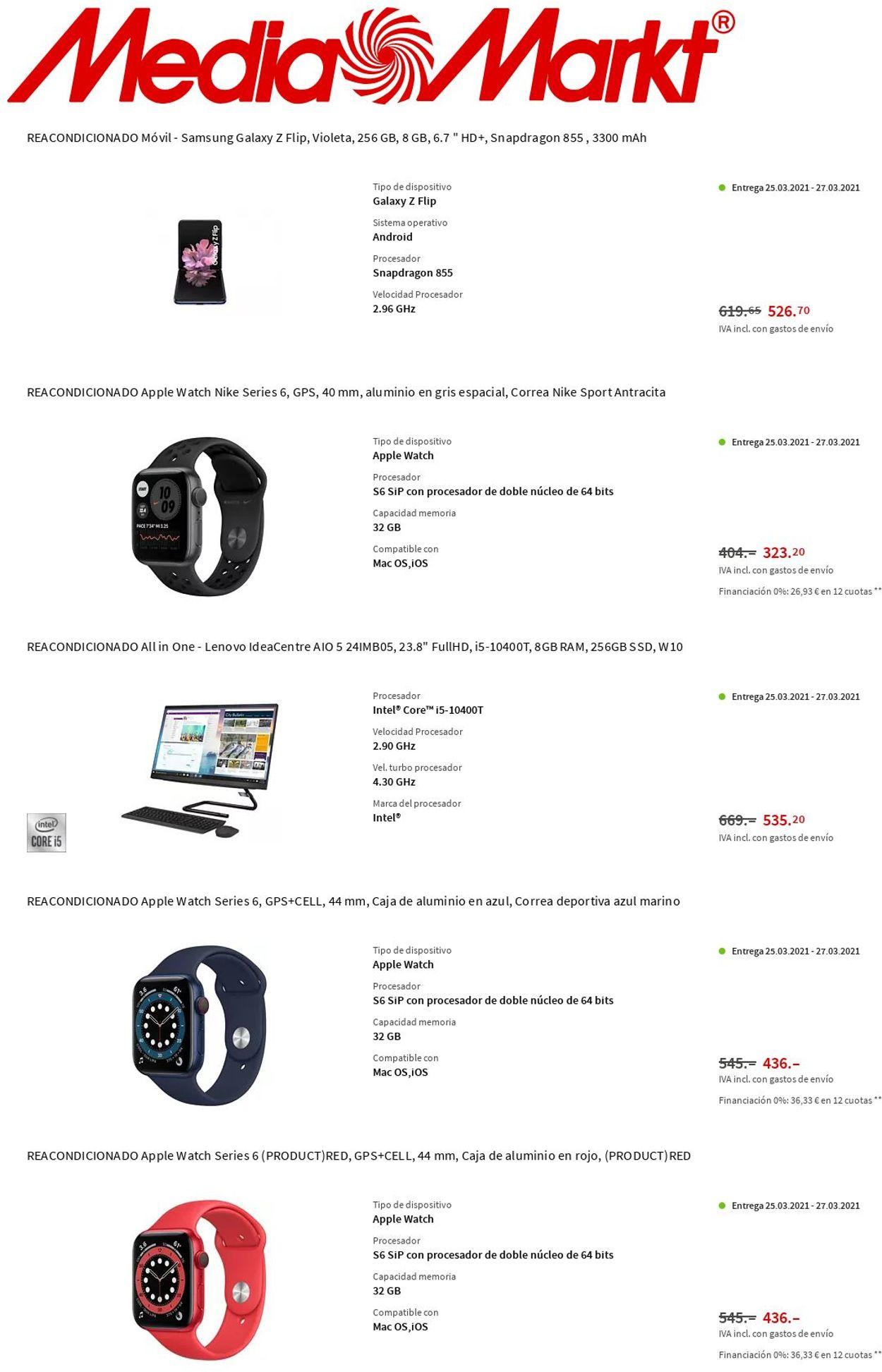 Media Markt Folleto - 25.03-31.03.2021 (Página 4)