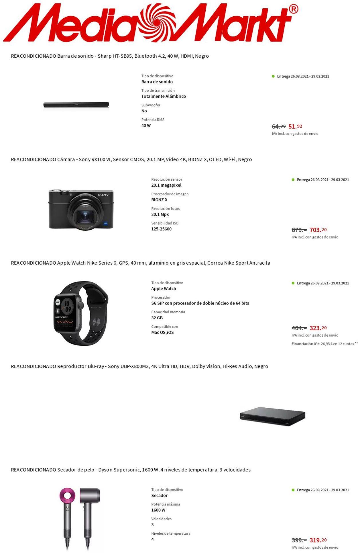 Media Markt Folleto - 25.03-31.03.2021 (Página 7)
