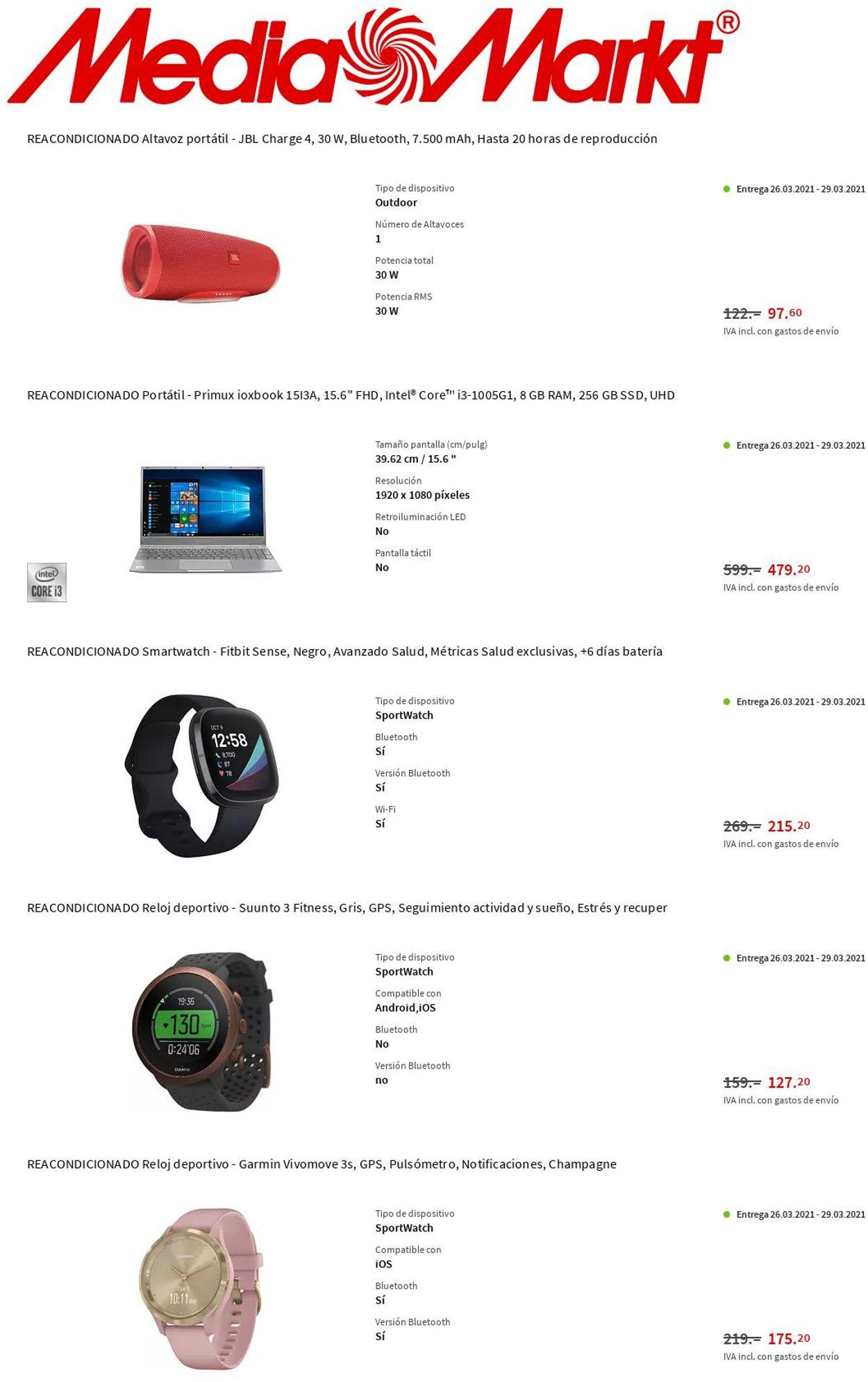 Media Markt Folleto - 25.03-31.03.2021 (Página 9)