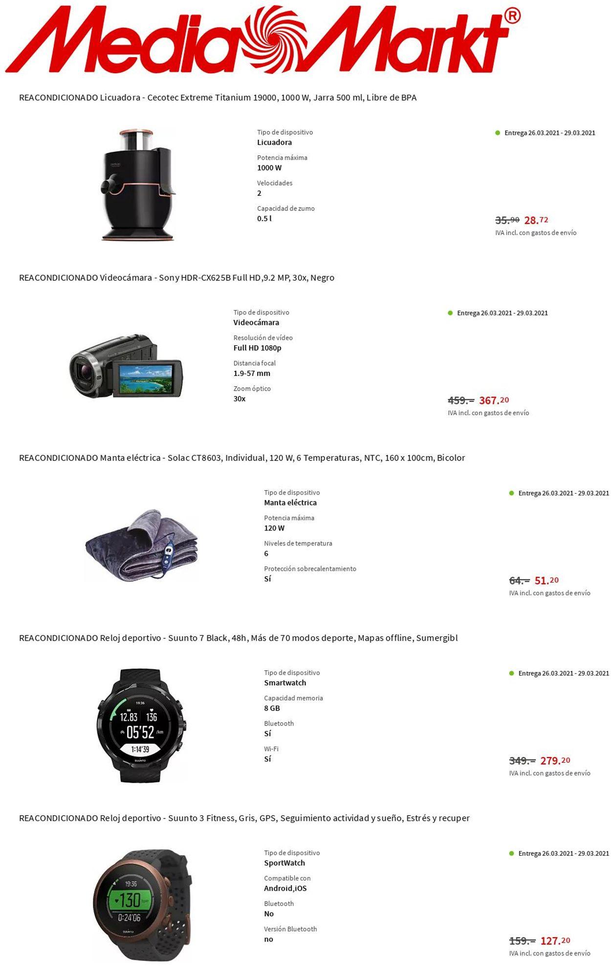 Media Markt Folleto - 25.03-31.03.2021 (Página 11)