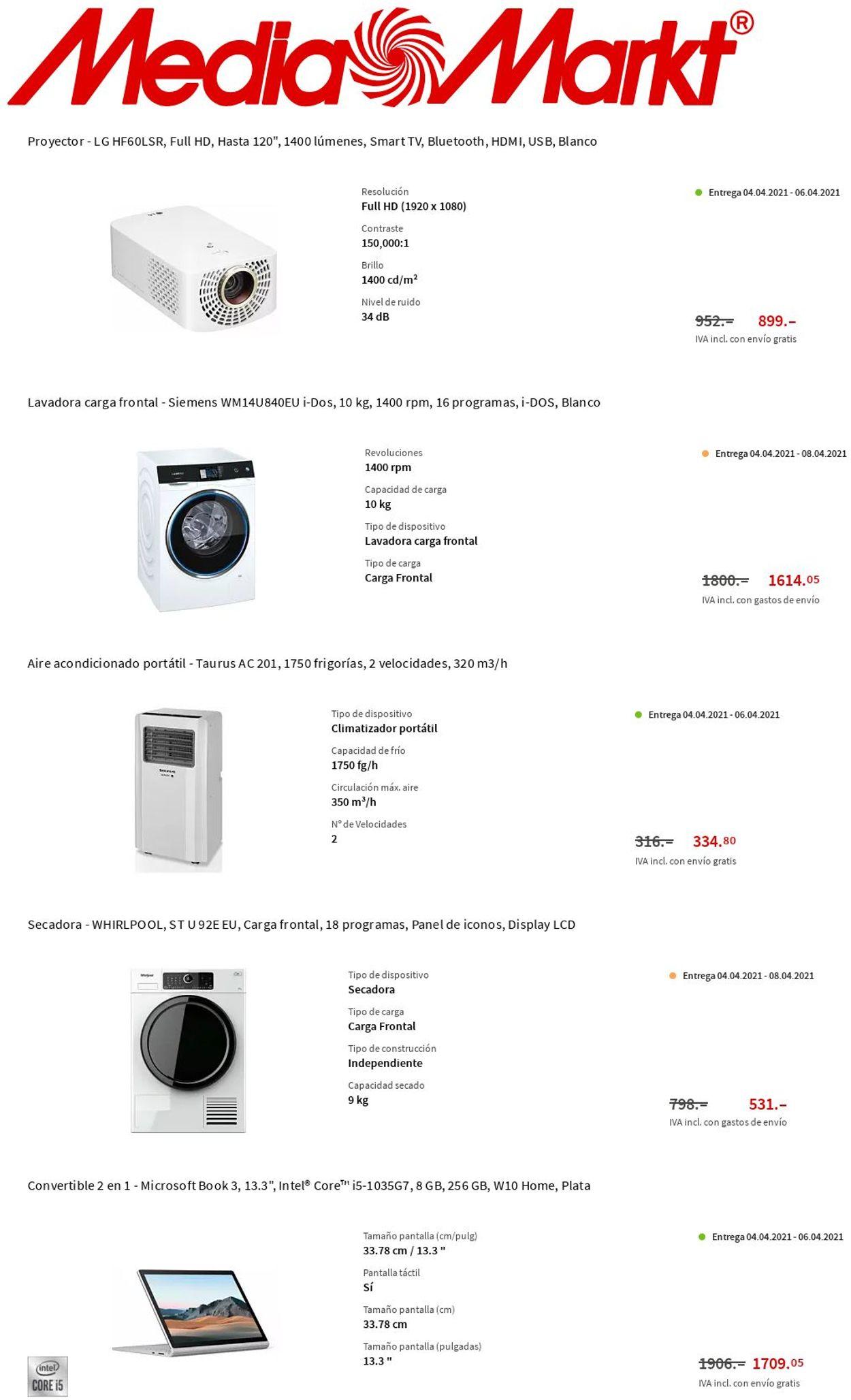 Media Markt Folleto - 01.04-07.04.2021 (Página 12)