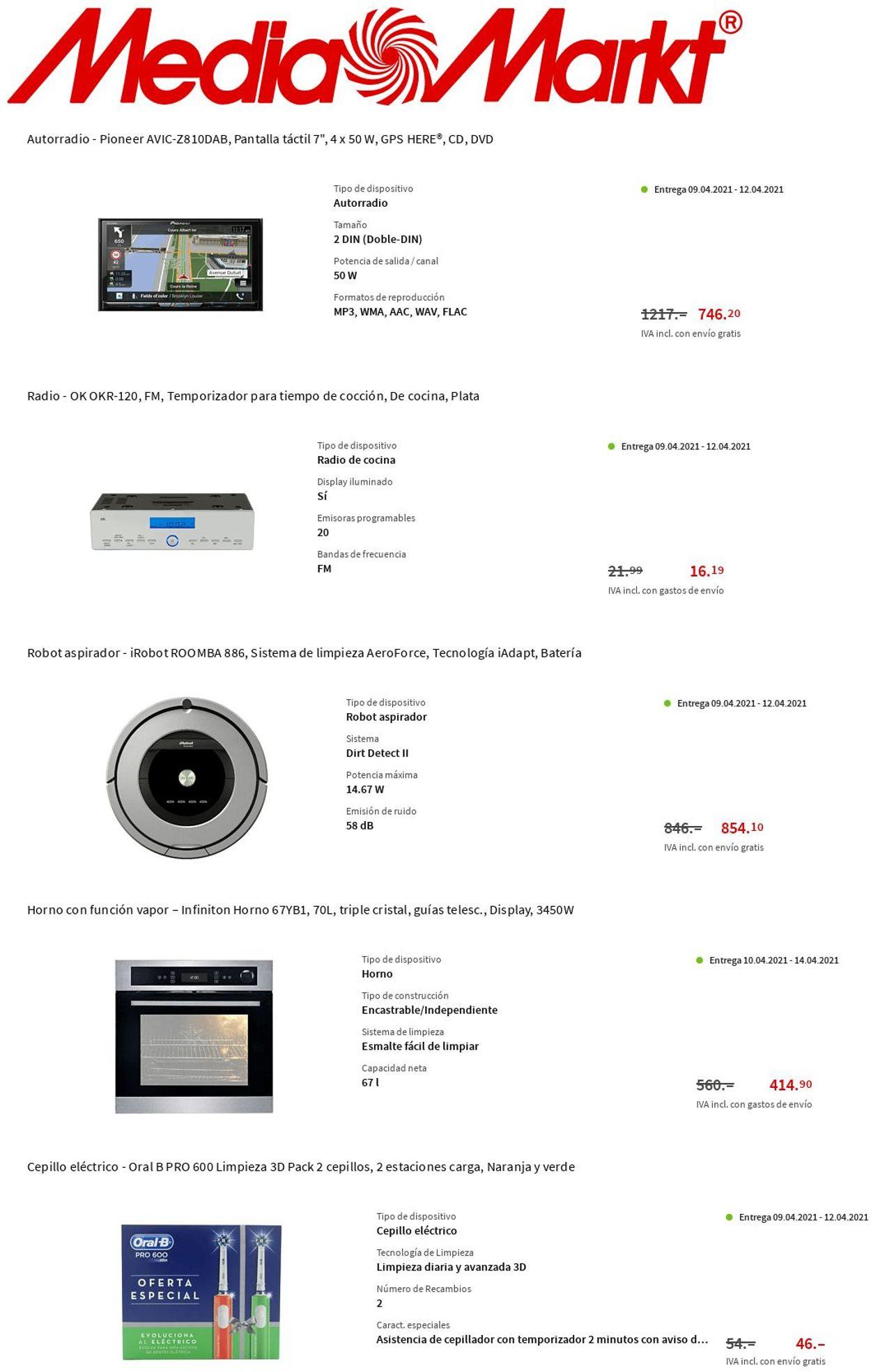 Media Markt Folleto - 08.04-14.04.2021 (Página 8)