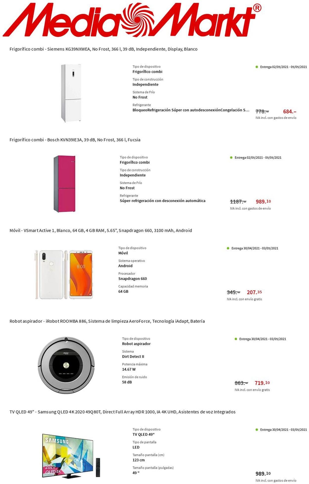 Media Markt Folleto - 29.04-05.05.2021 (Página 11)