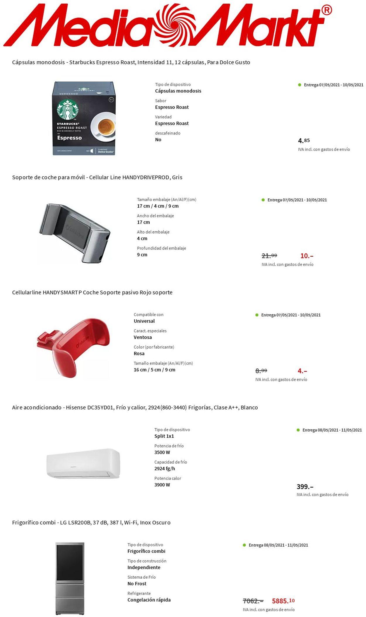 Media Markt Folleto - 06.05-12.05.2021 (Página 9)