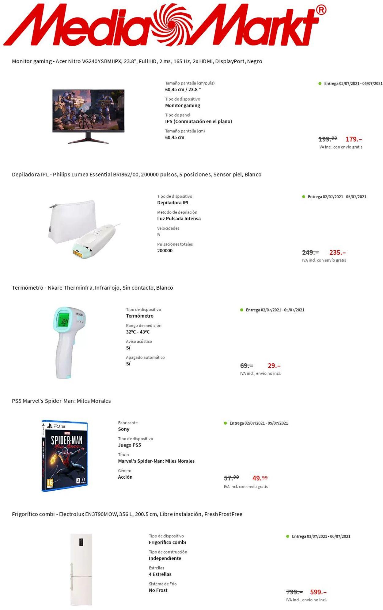 Media Markt Folleto - 01.07-07.07.2021 (Página 2)