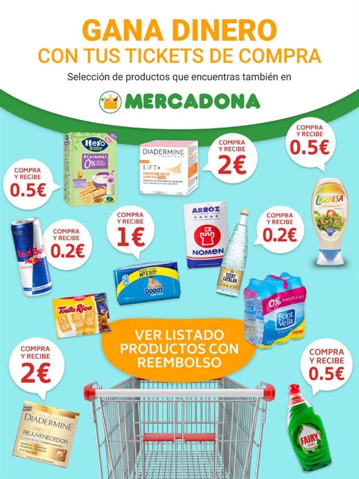Mercadona Folleto - 14.08-31.08.2019