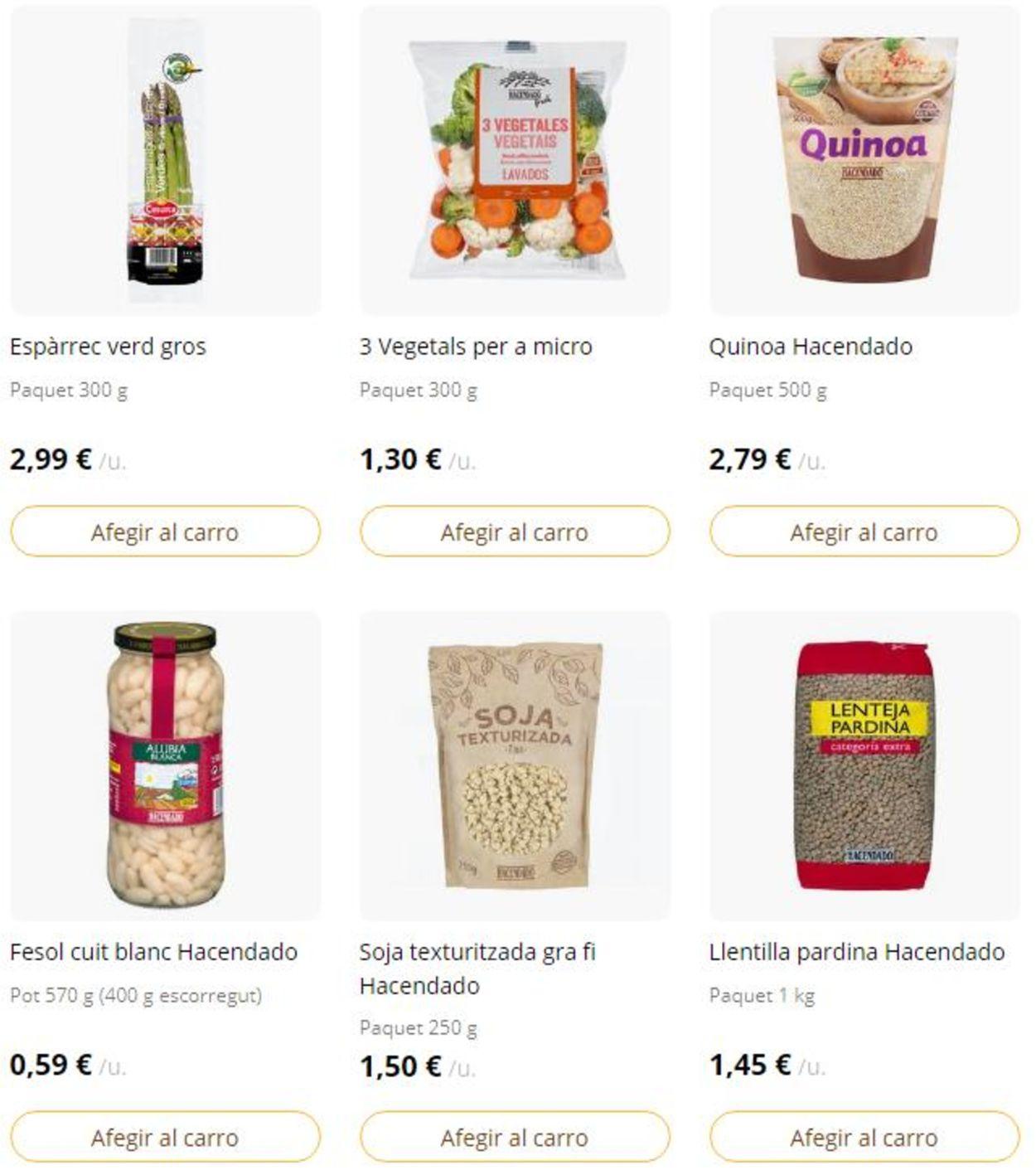 Mercadona Folleto - 26.02-11.03.2021 (Página 8)